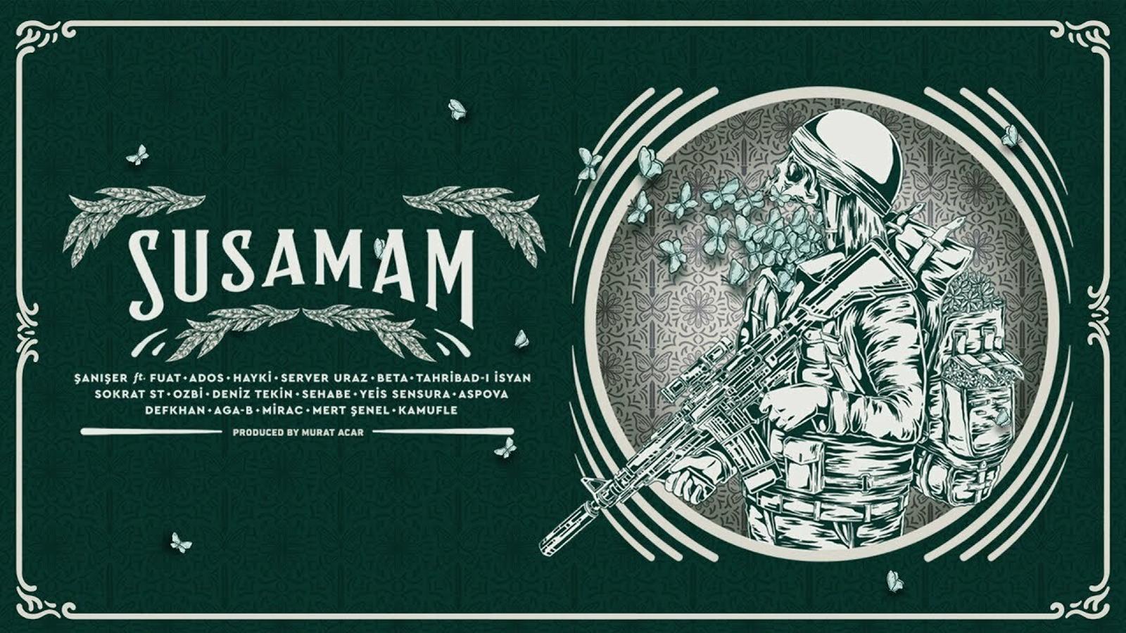 Susamam, cançó protesta a Turquia