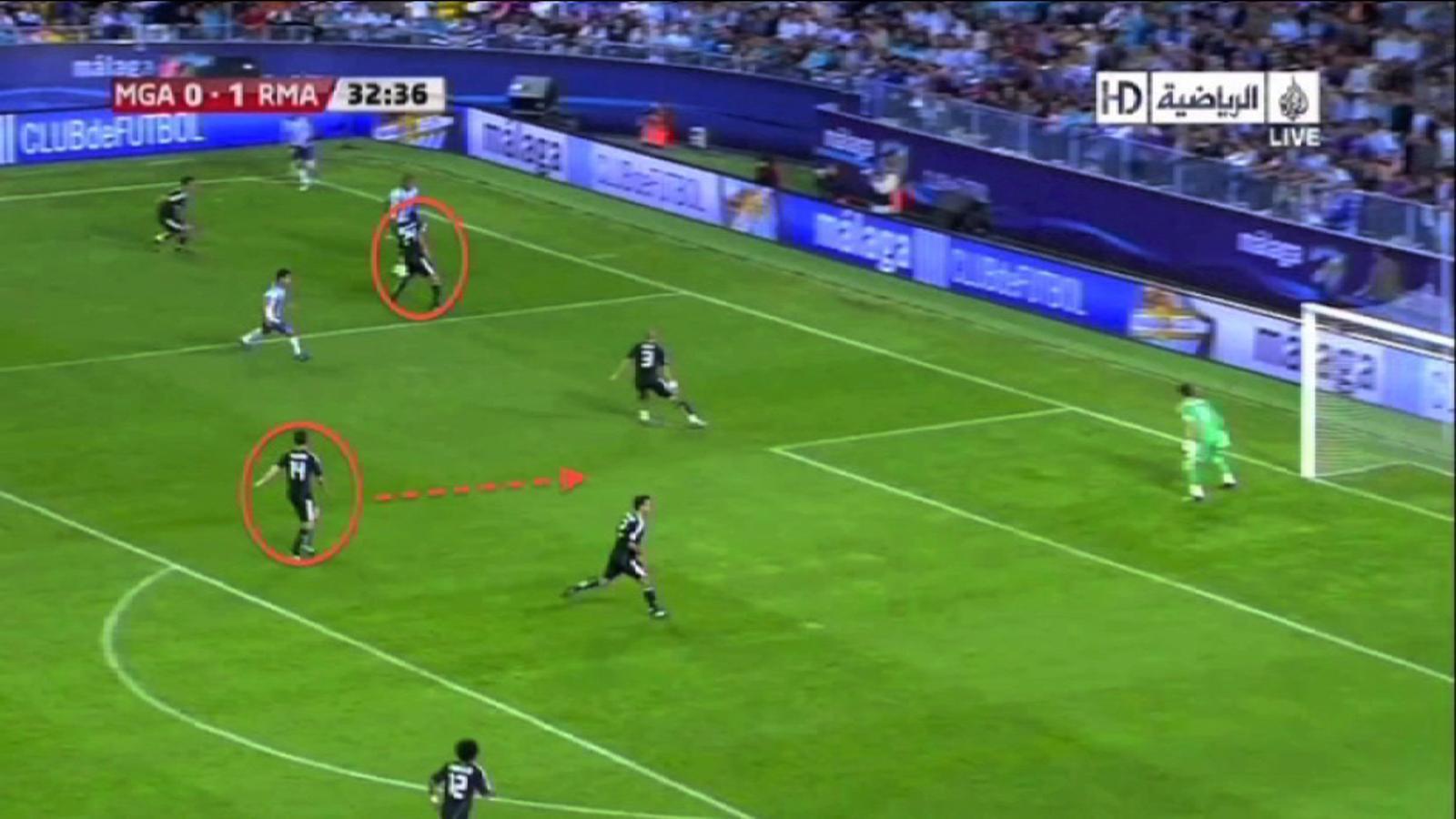 Com defensa el Madrid?