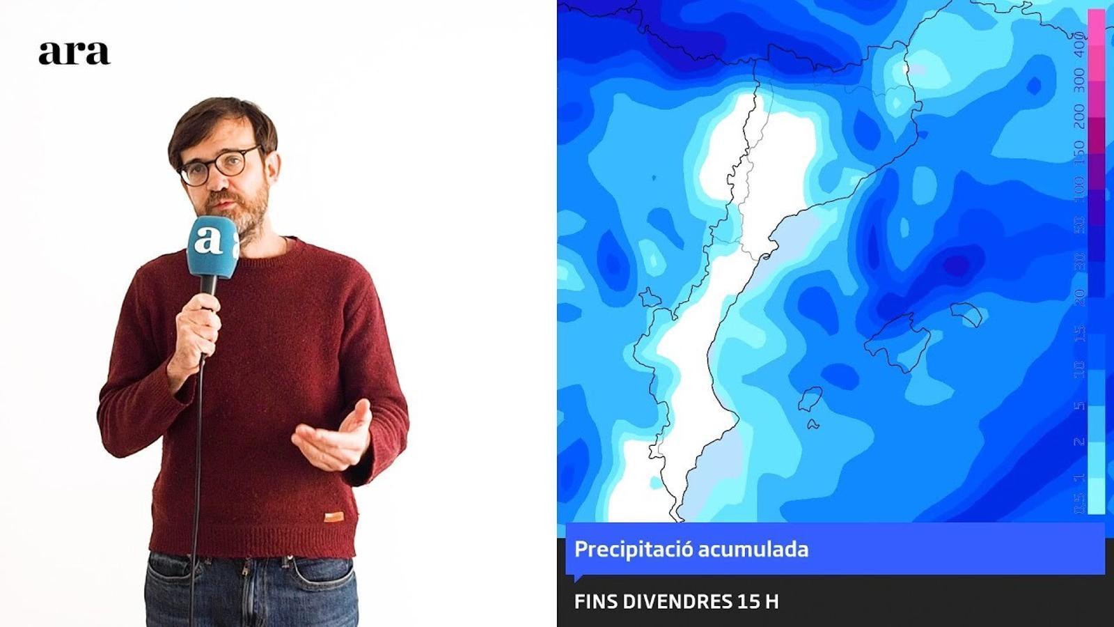 La méteo: inici de 2021 amb fred més intens i neu a cotes baixes