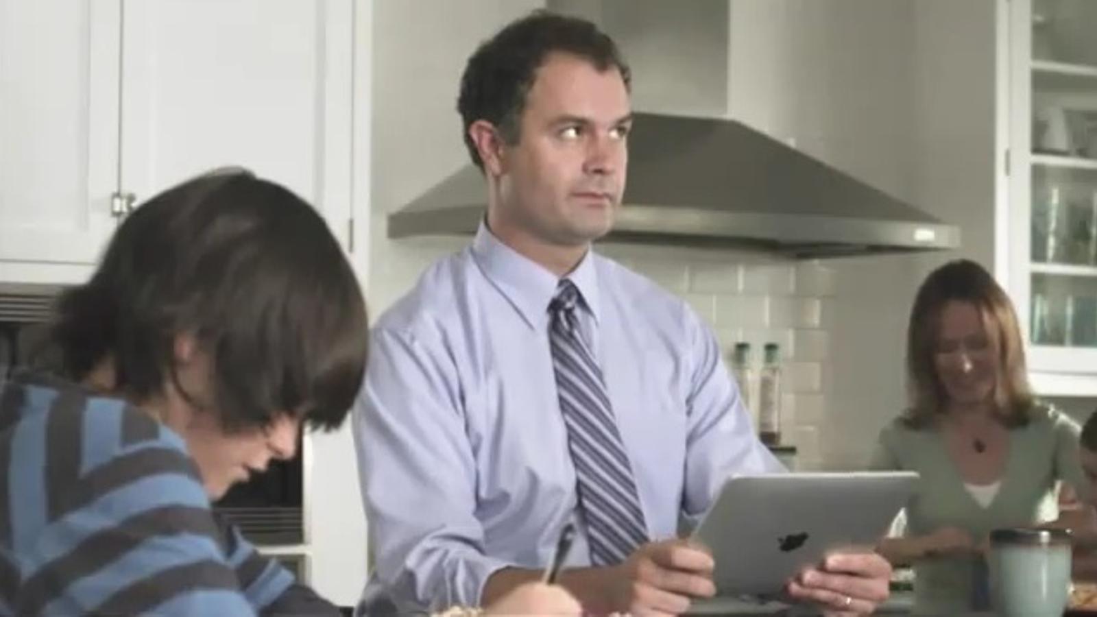 L'iPad no podrà substituir mai el diari en paper