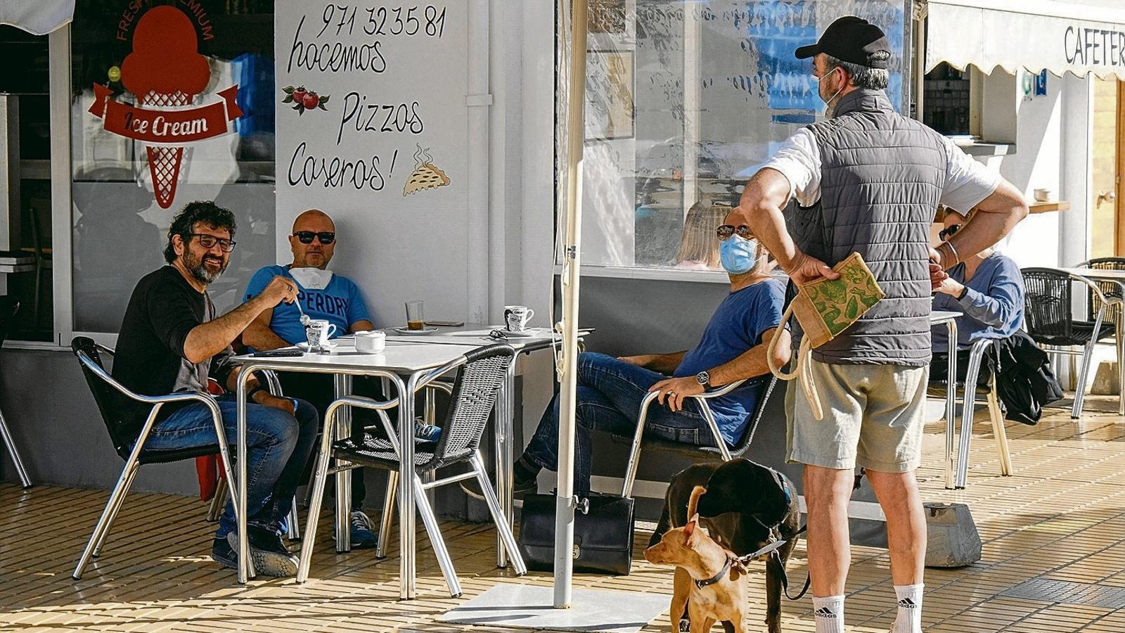 """Formentera, banc de proves cap a la """"nova normalitat"""""""