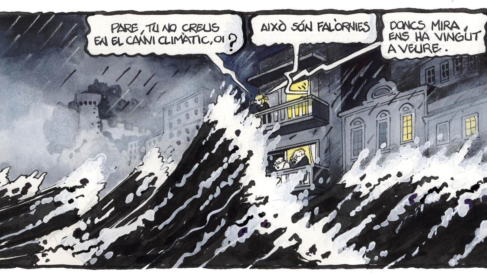 'A la contra', per Ferreres 23/01/2020