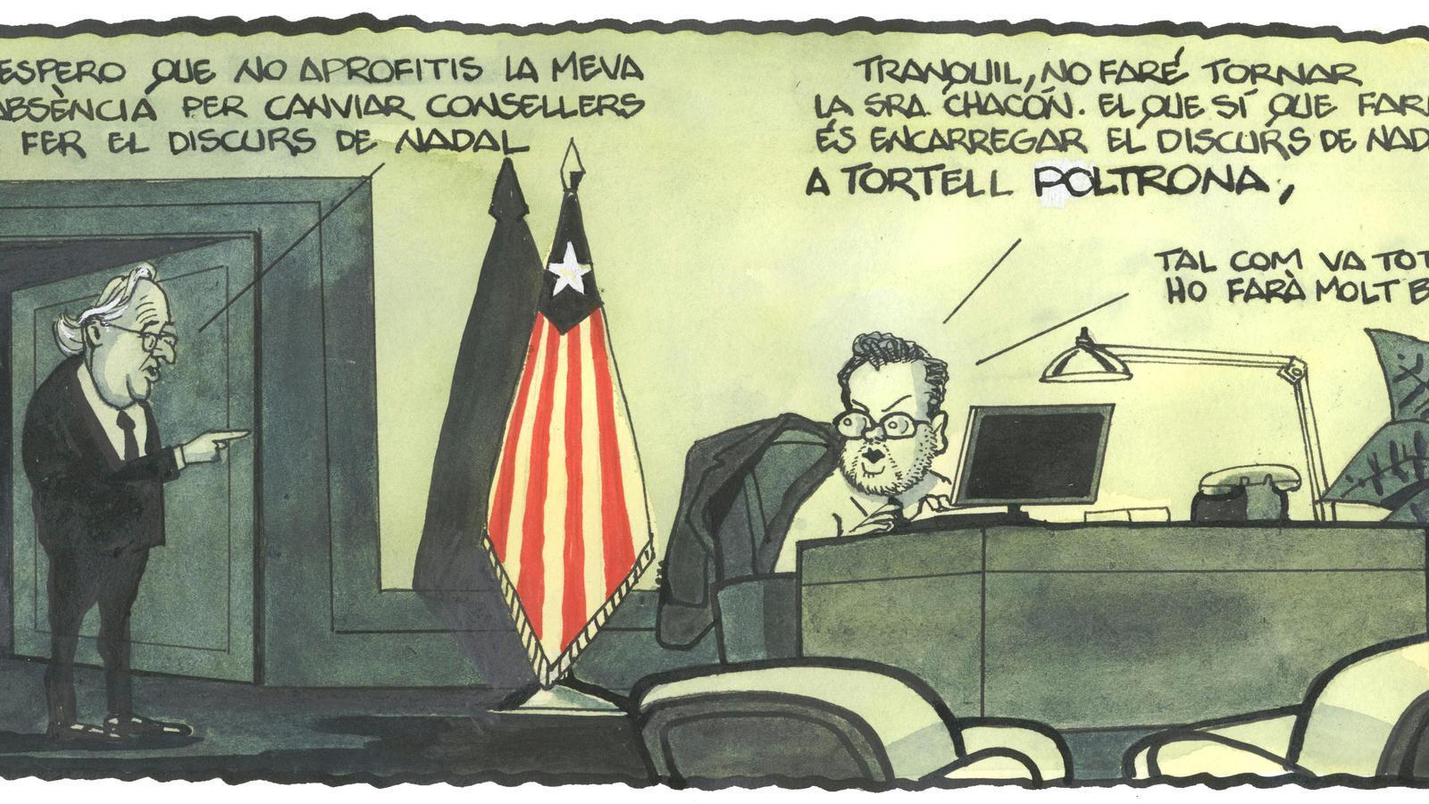 'A la contra', per Ferreres 29/09/2020