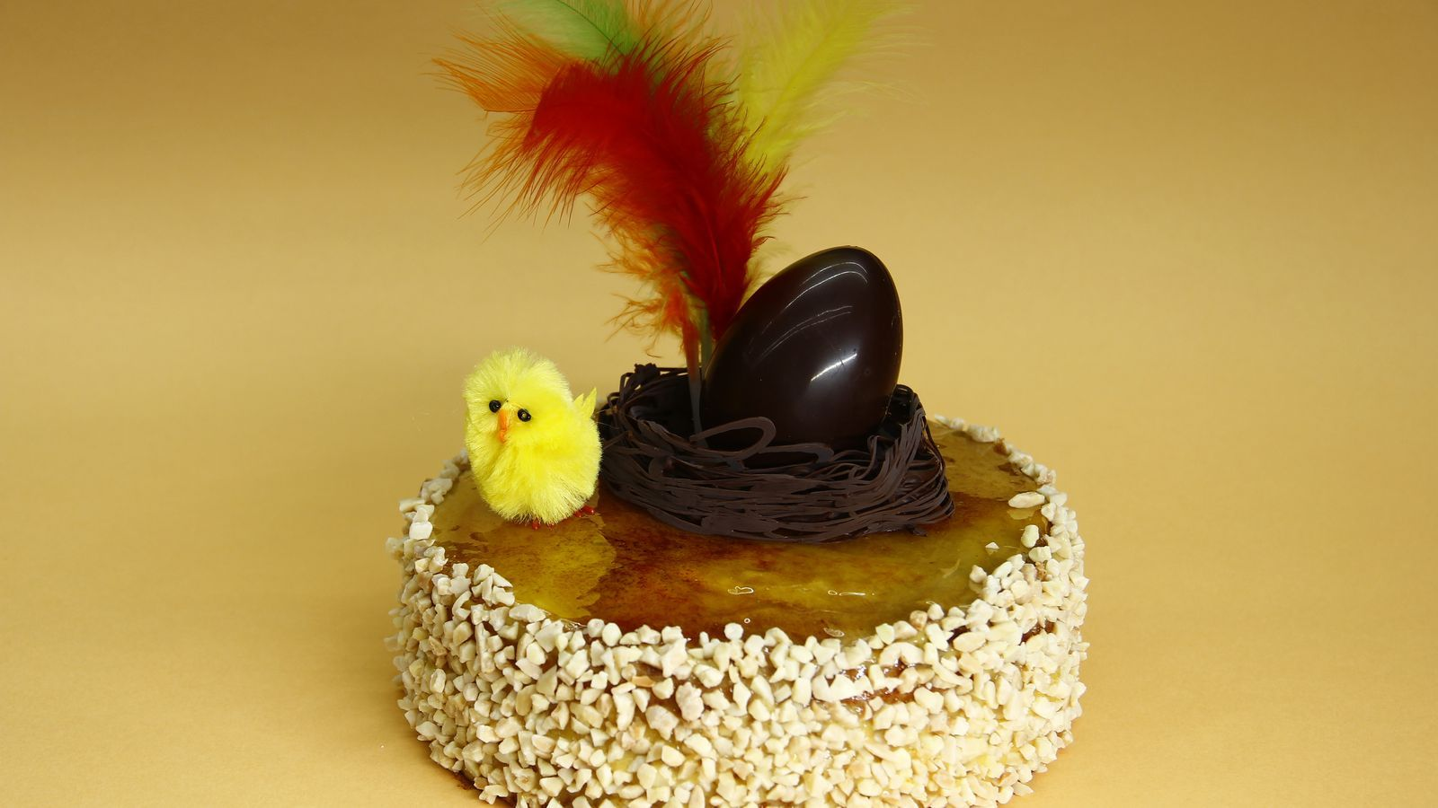 ¿Us atreviu a fer a casa la mona i l'ou de Pasqua?