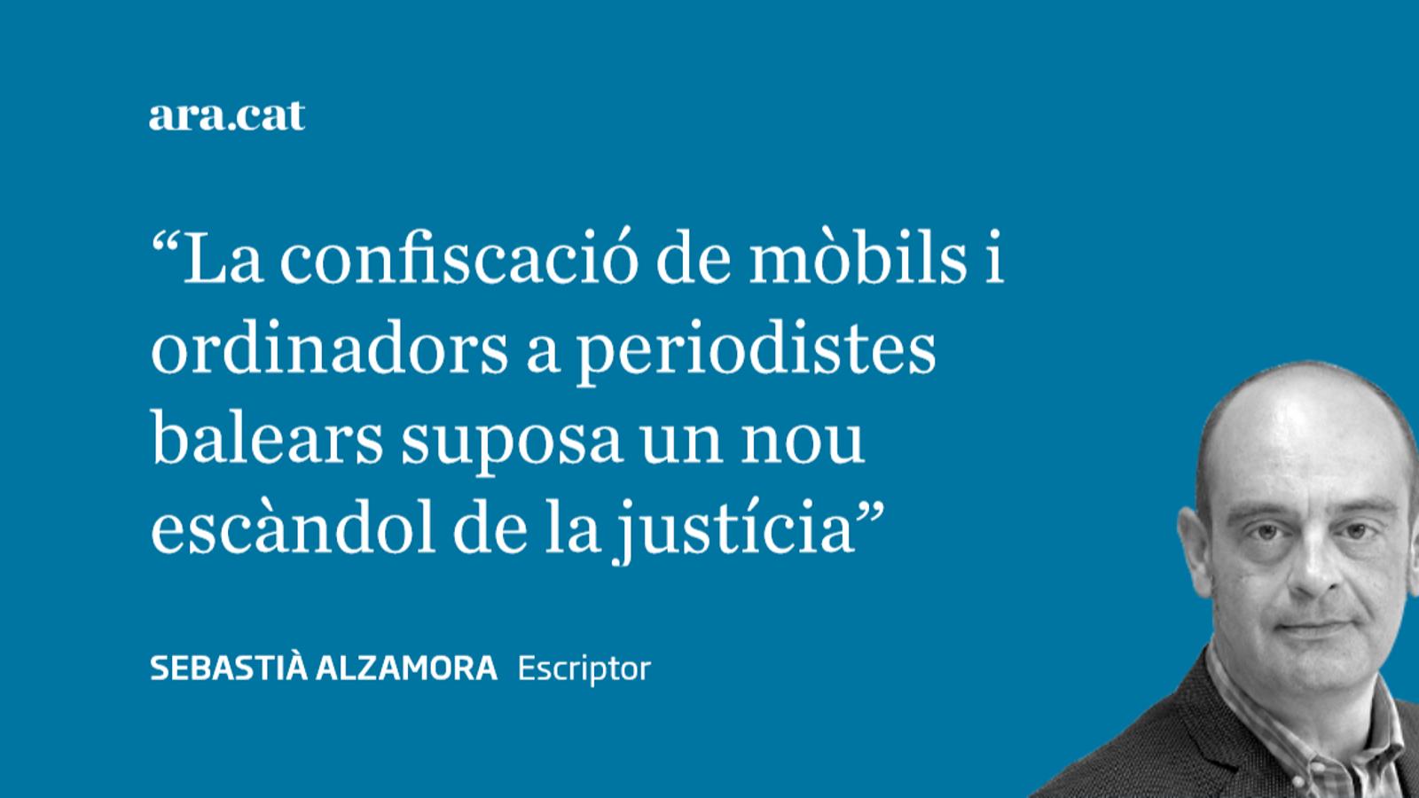 Periodisme amenaçat i descontrol judicial