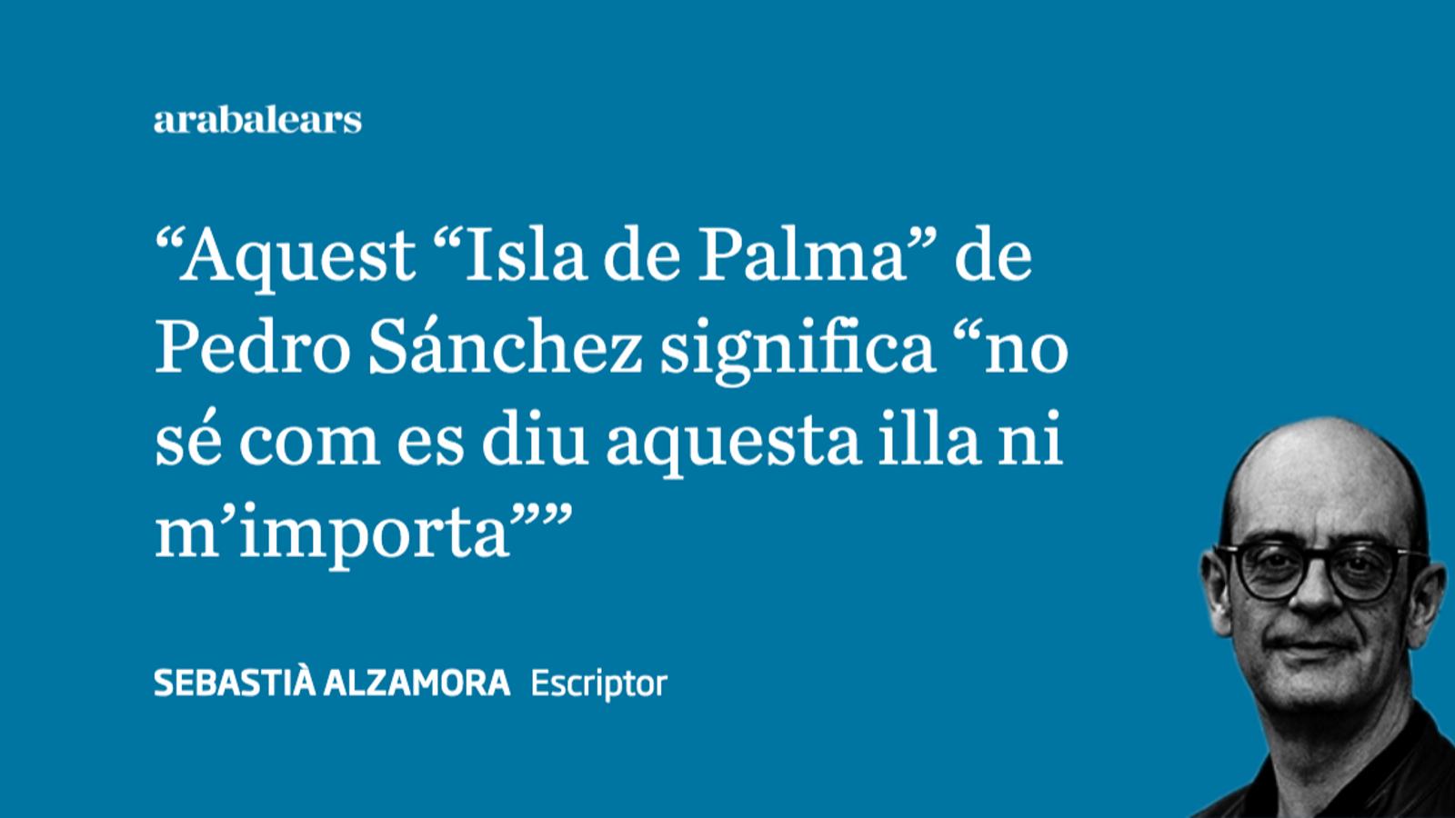 "Aventures a ""la isla de Palma"""