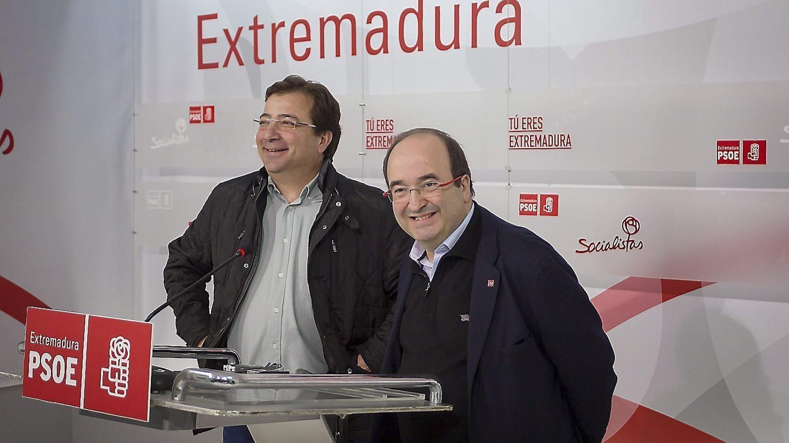 L'Assemblea d'Extremadura aprova una moció que demana aplicar el 155 a Catalunya