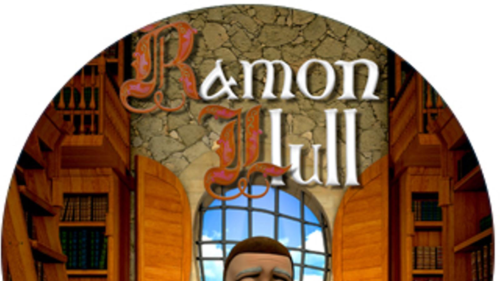 La sèrie d'animació del LADAT, 'Ramon Llull'.