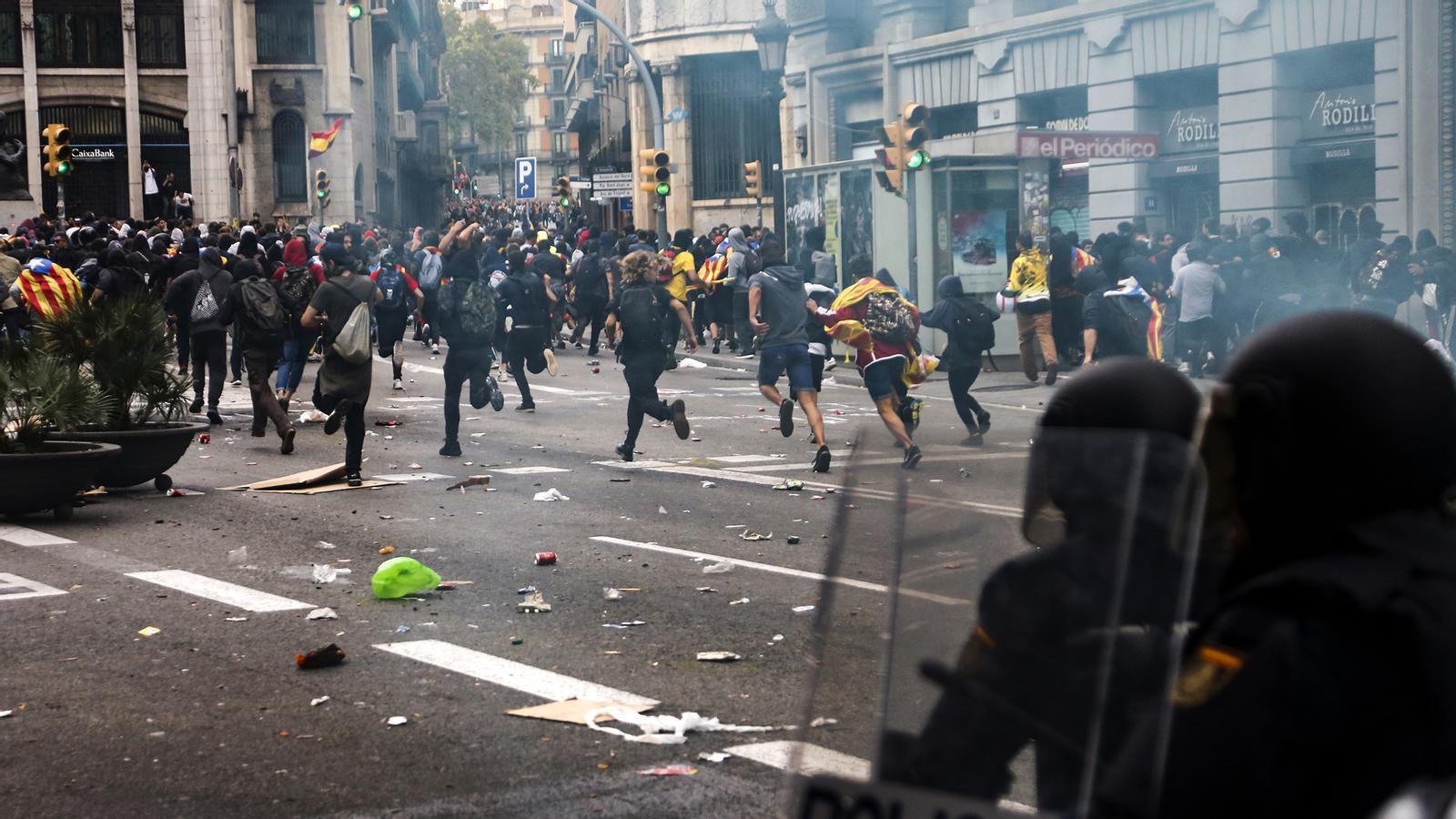 L'anàlisi d'Antoni Bassas: 'El triomf de la repressió'