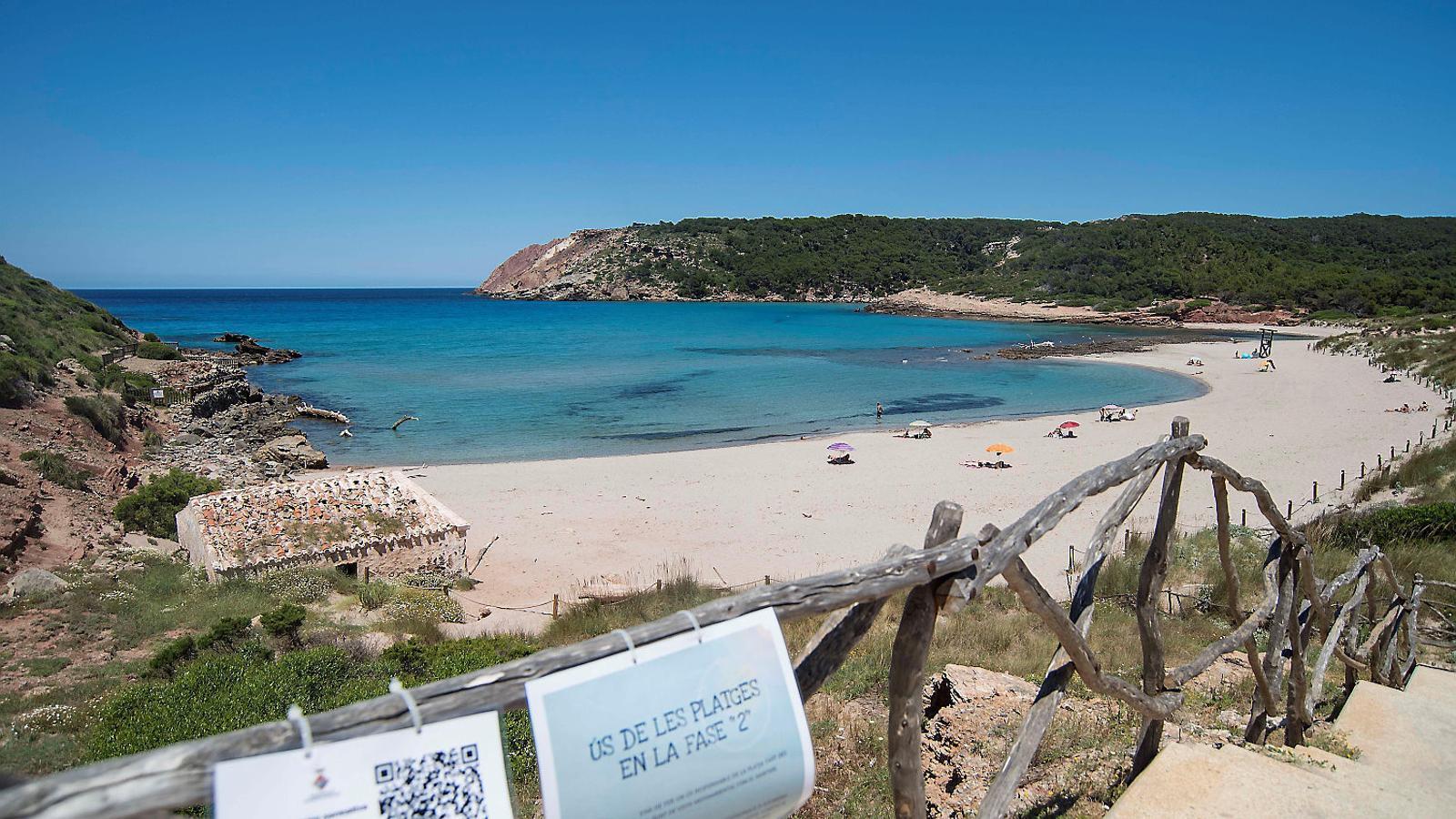 Les Balears, amb pocs hotels i molts protocols