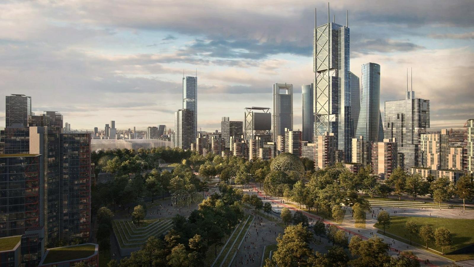 Madrid aprova l''operació Chamartín', el seu projecte urbanístic més gran, després de dècades de bloqueig