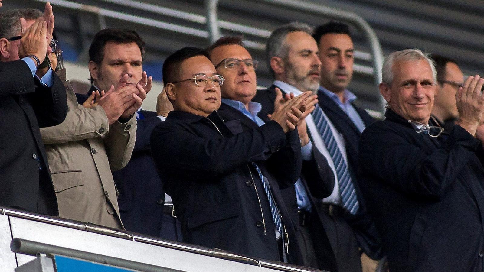 L'Espanyol posa a prova la paciència de Chen Yansheng