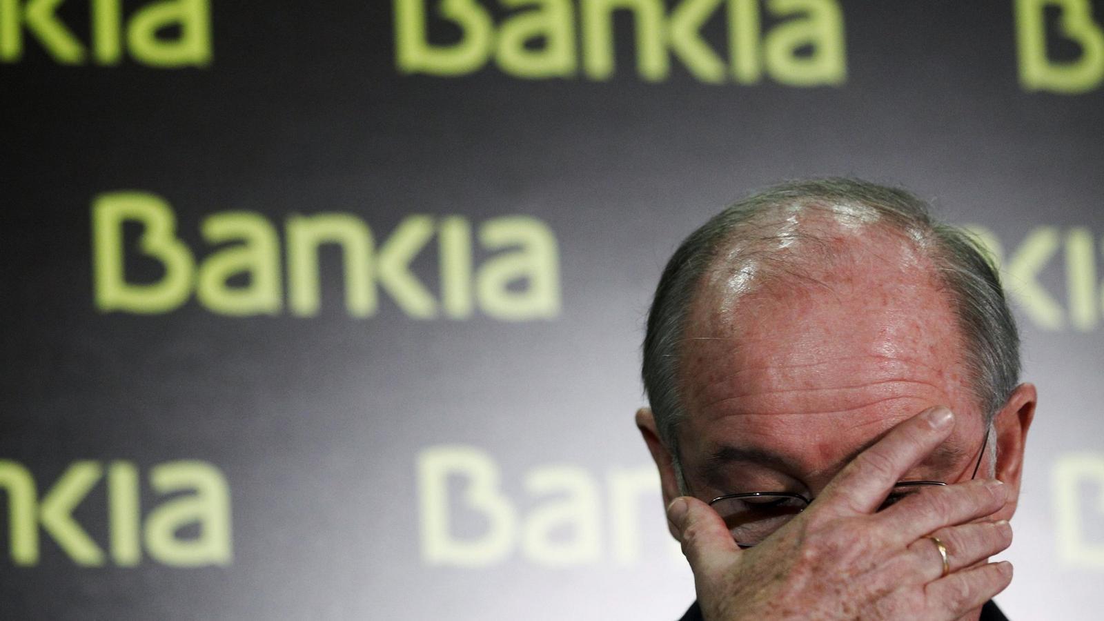 Rodrigo Rato, expresident de Bankia / ANDREA COMAS / REUTERS