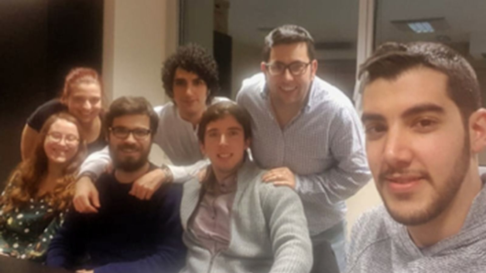 Membres de la Joventut Socialdemòcrata d'Andorra