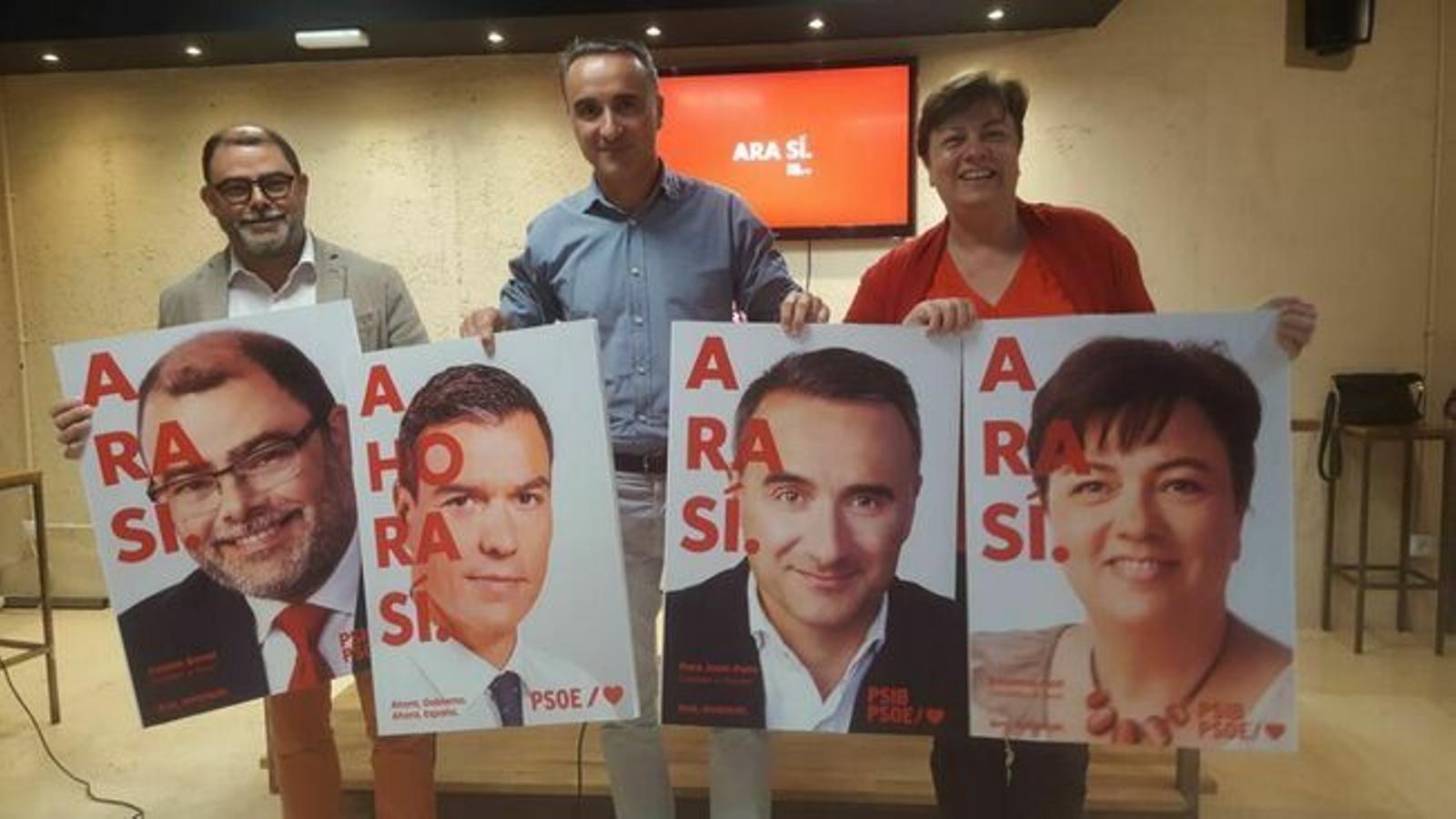Els diputats i senadors per les Balears recullen les seves credencials a Palma