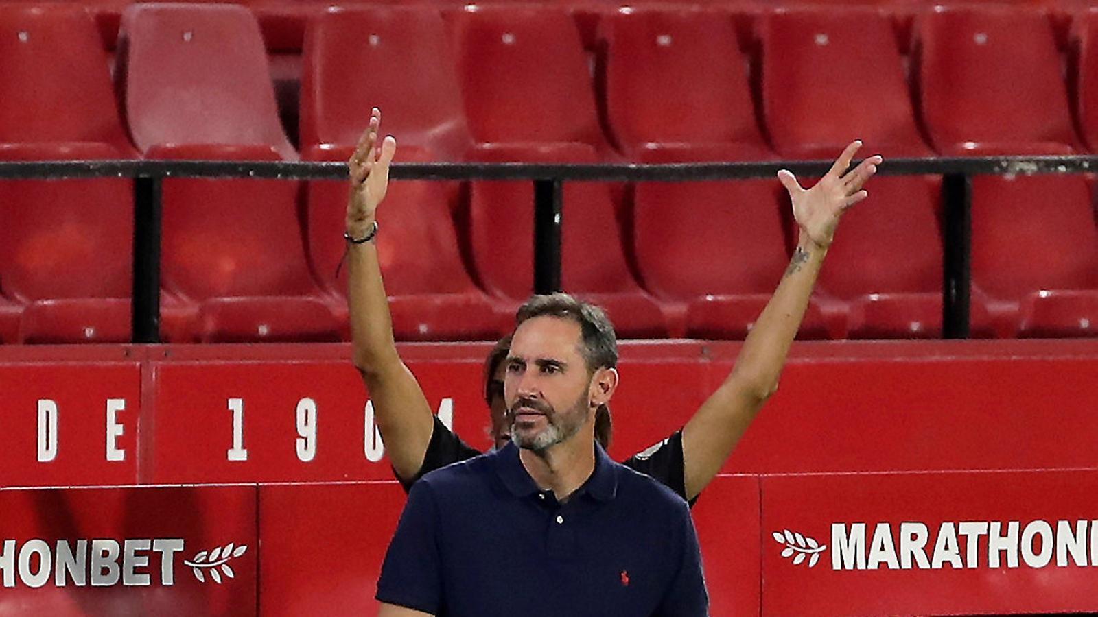 L'Espanyol desbloqueja  El fitxatge de Vicente Moreno