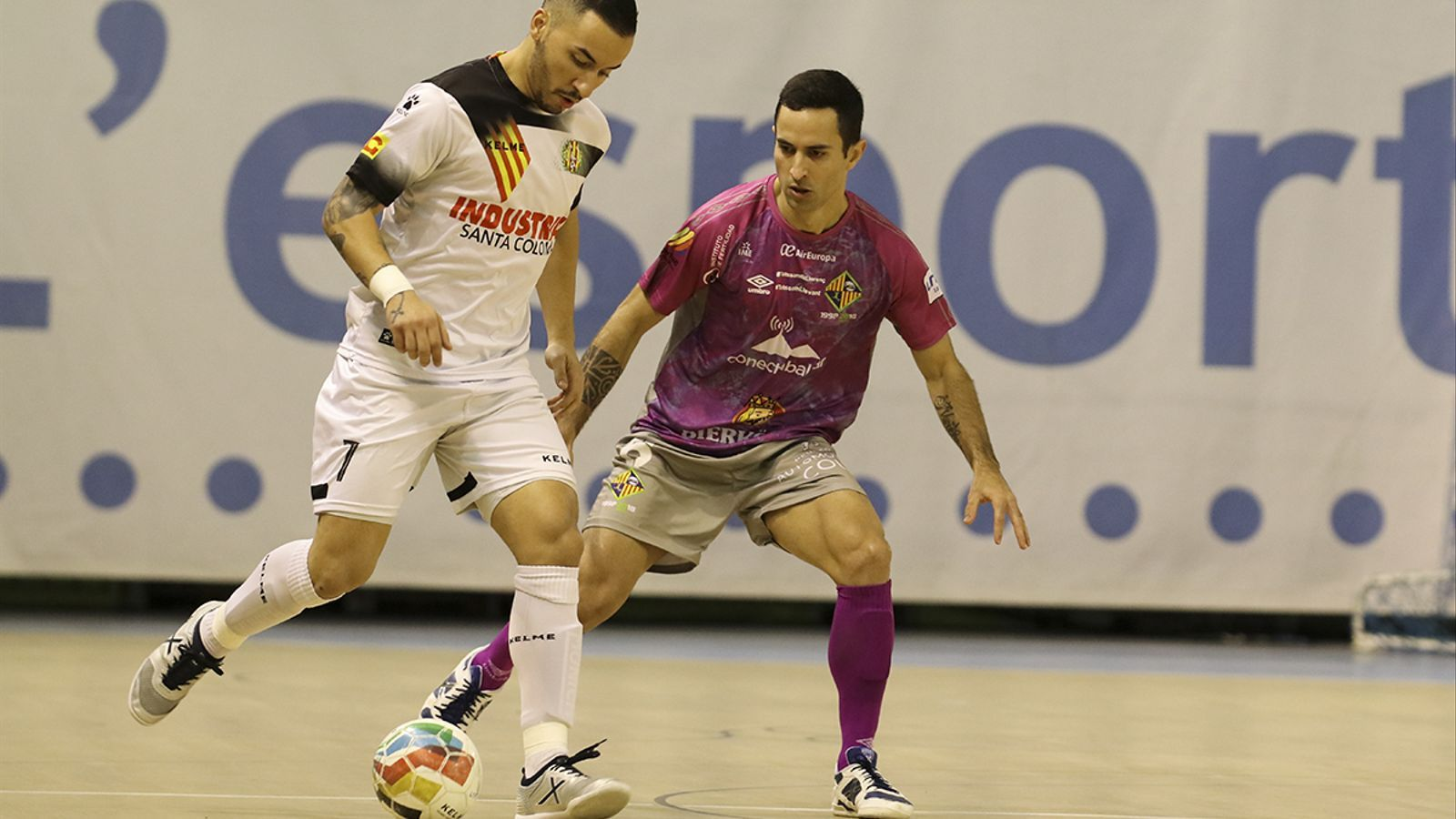 El Palma Futsal es classifica per quarts de final