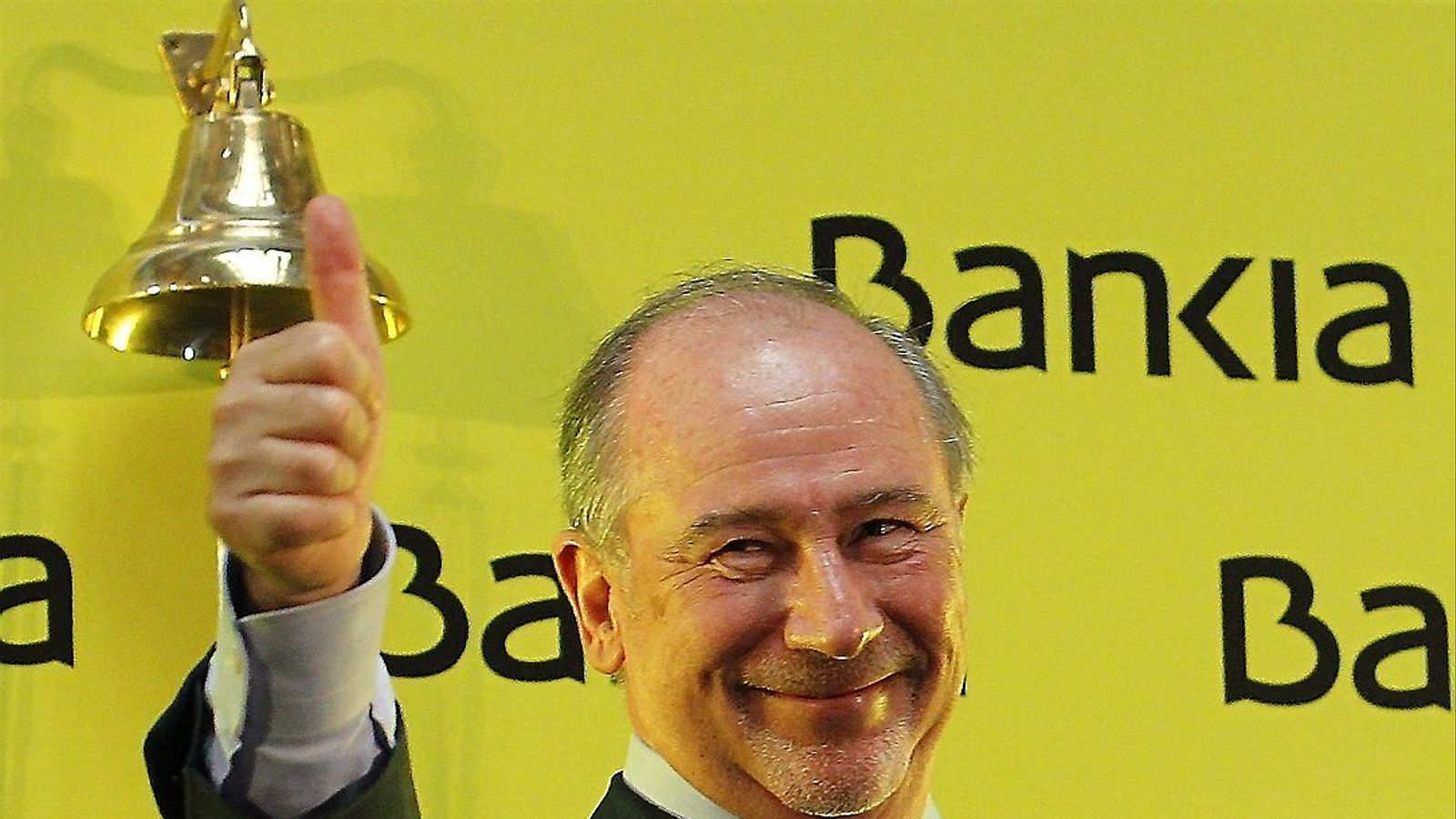 """Un exdirectiu del Banc d'Espanya: """"Bankia semblava or, però es va vendre a preu de coure"""""""