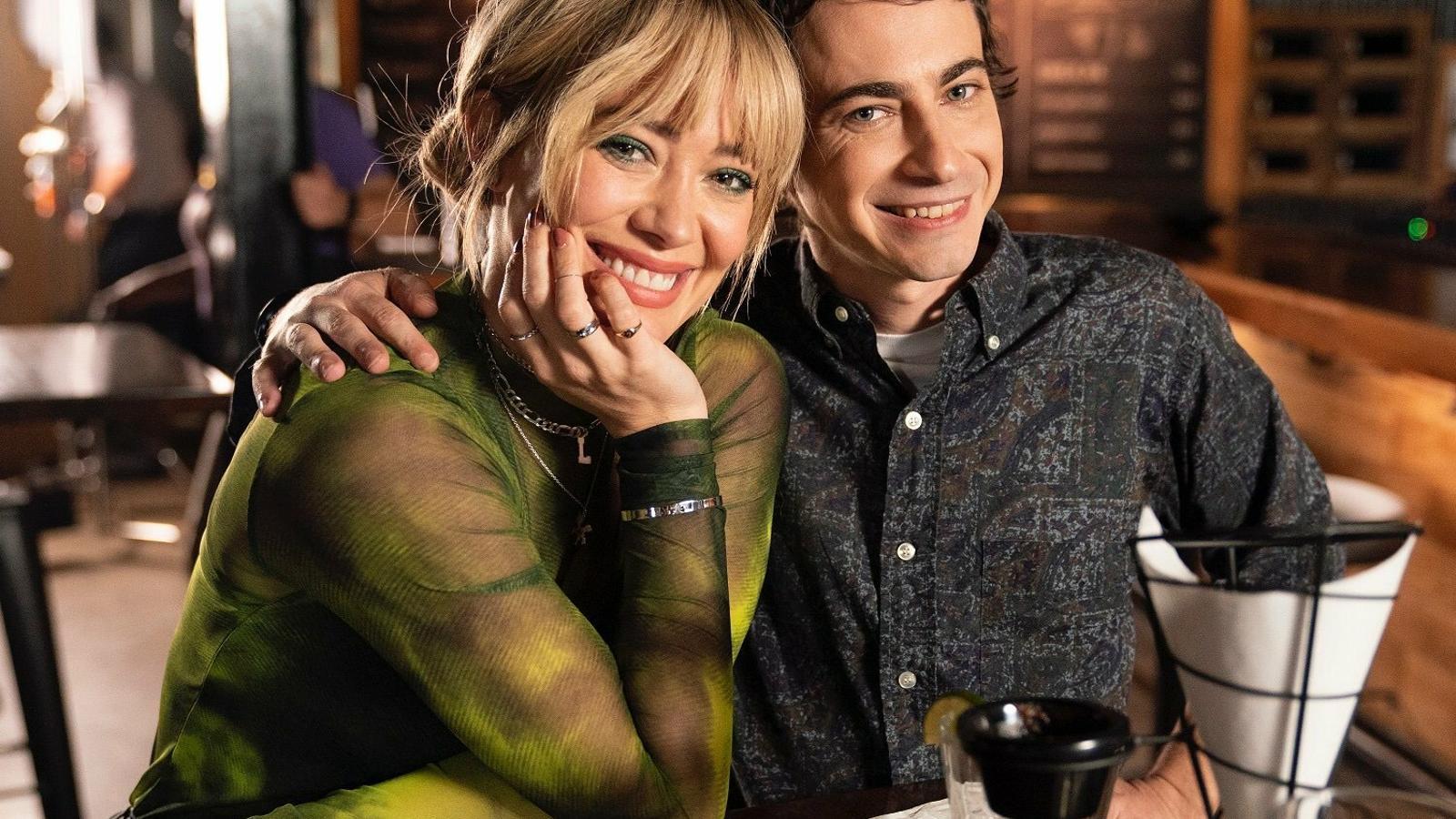 Hilary Duff i Adam Lamberg ja havien fitxat pel 'reboot' de 'Lizzie McGuire'