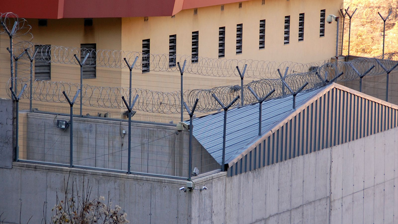 El centre penitenciari de la Comella. / ARXIU