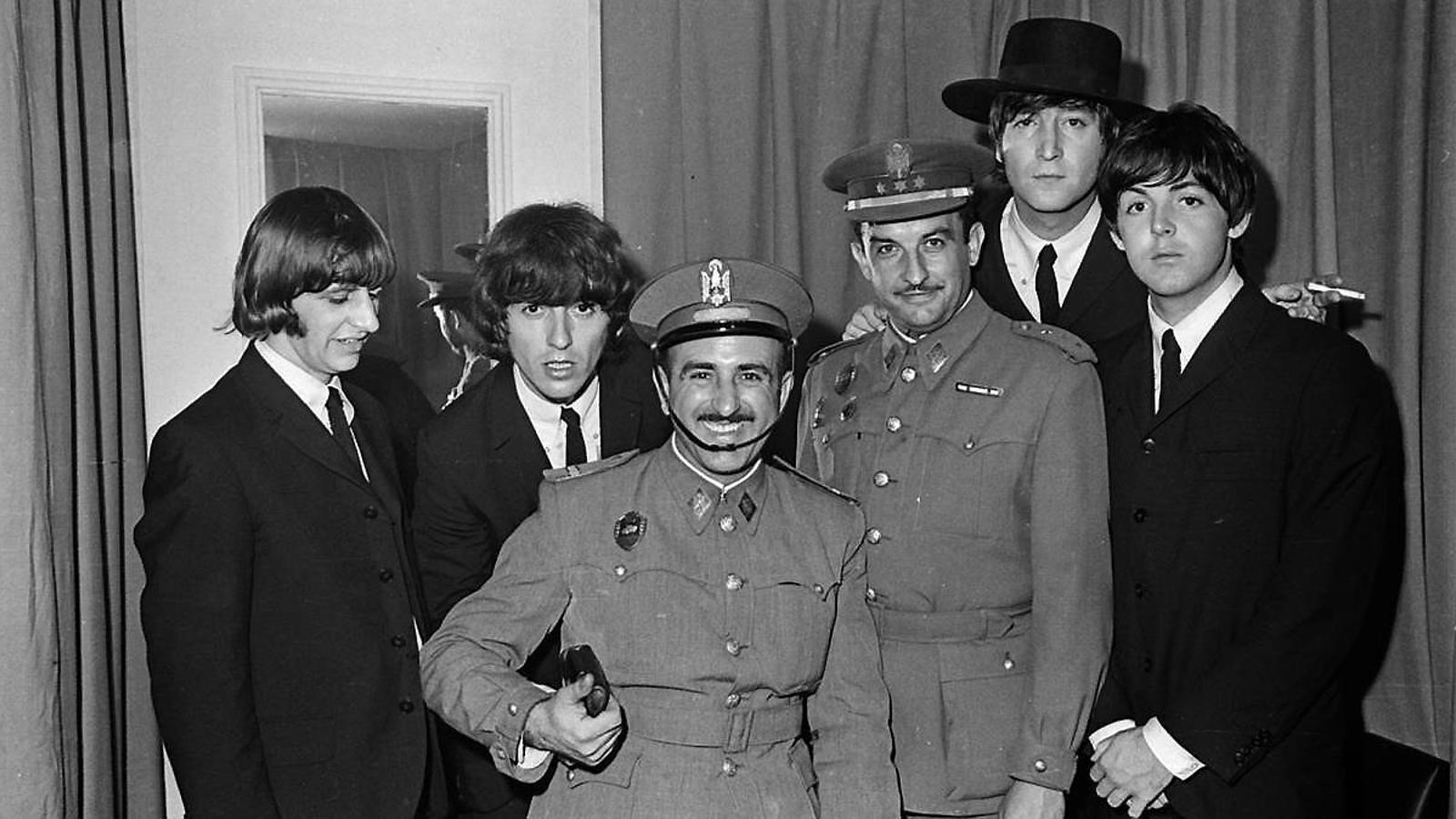 Los Beatles.  La música ampliada (1965)
