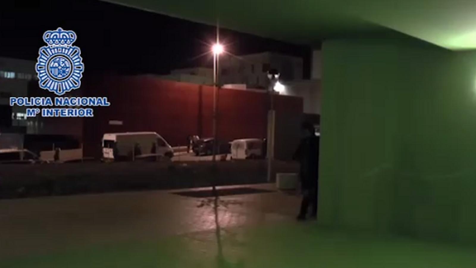 La detenció a Ceuta d'una persona vinculada amb l'Estat Islàmic