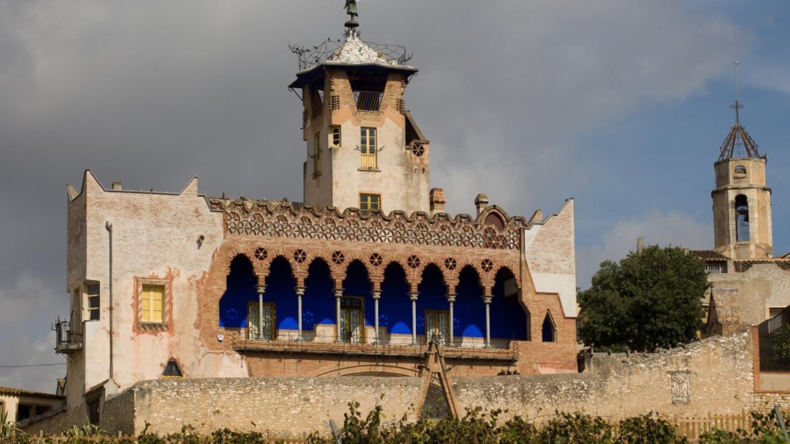 Una joia modernista al camp de Tarragona