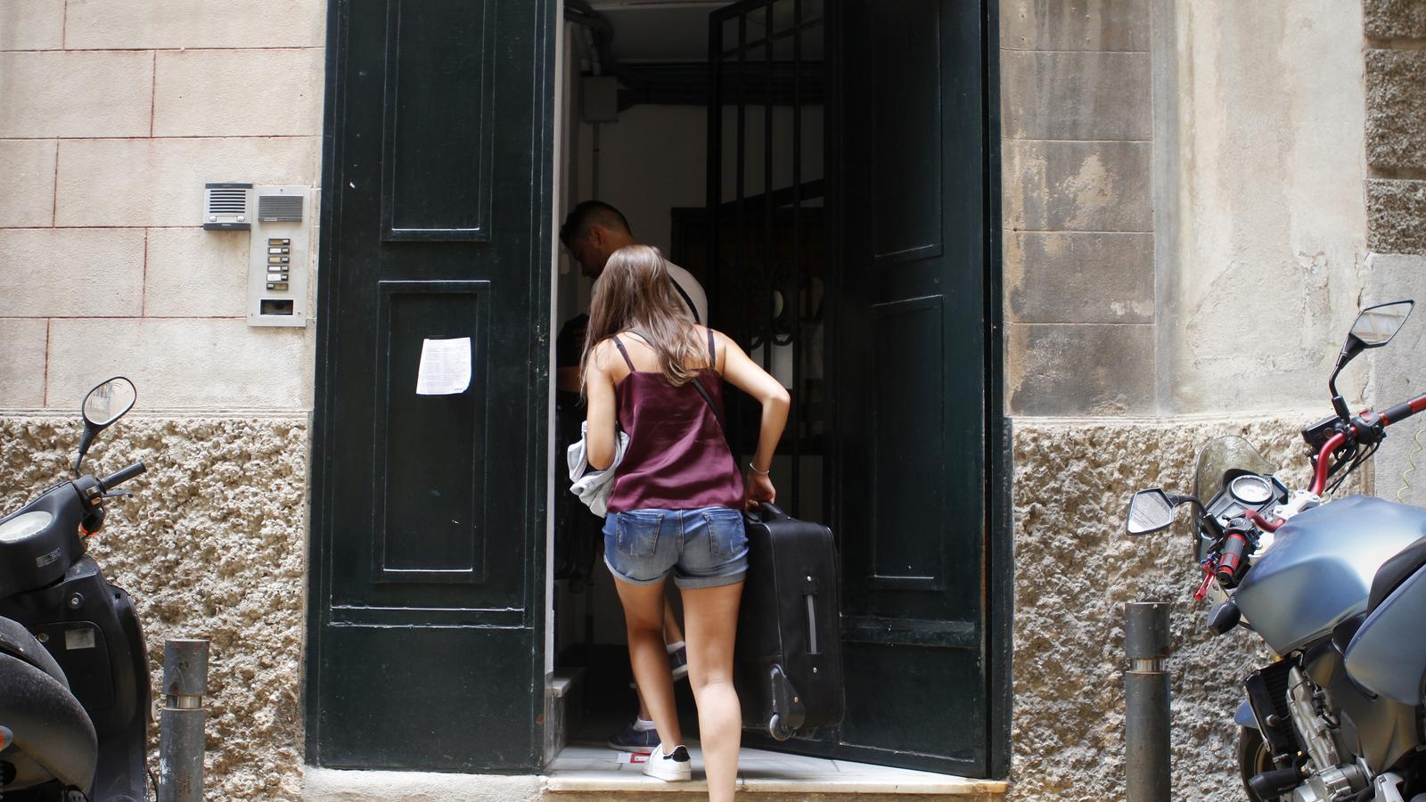 Palma prohibirà el lloguer turístic en els pisos plurifamiliars a la zonificació