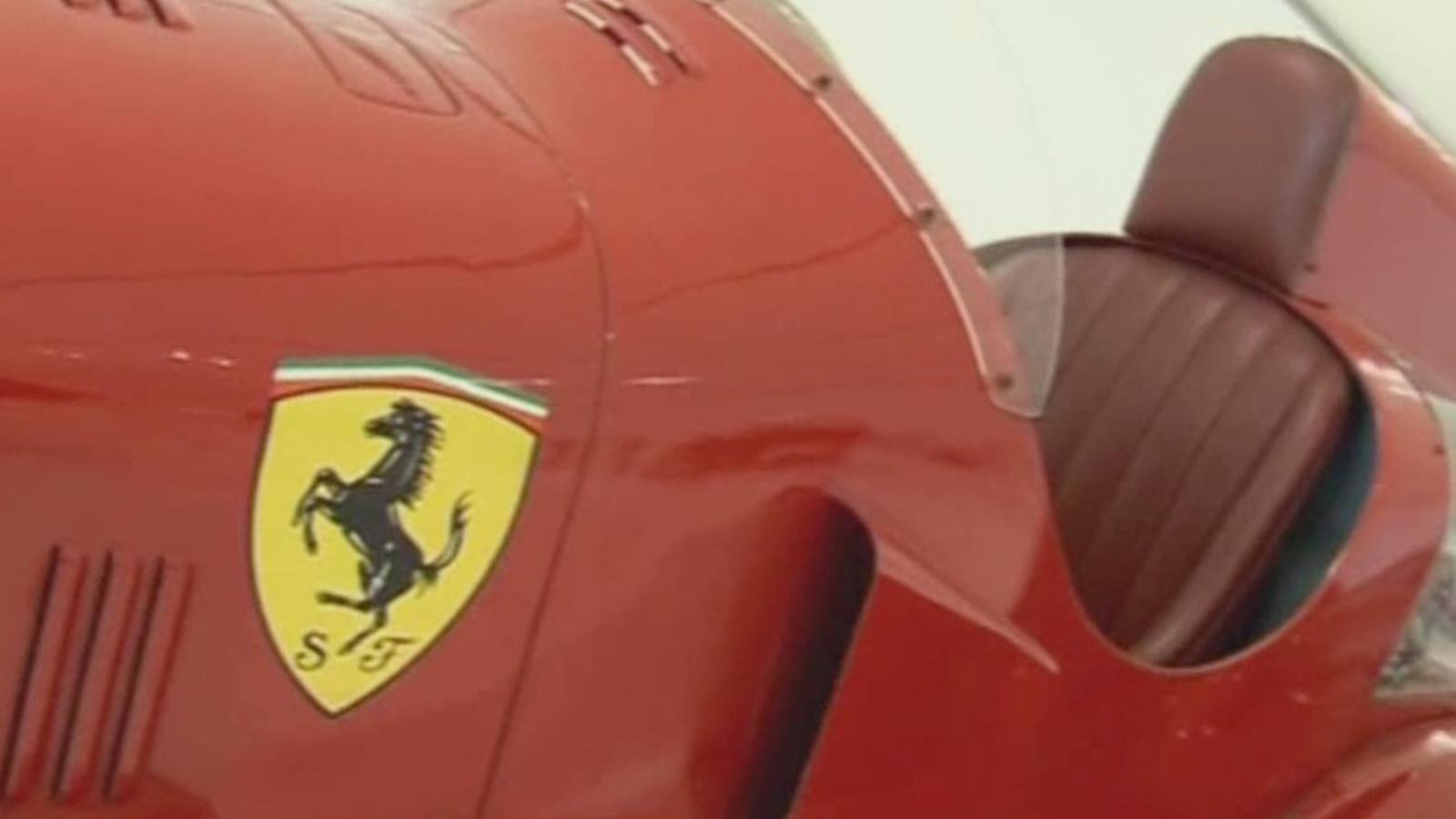 Un museu homenatja Enzo Ferrari, a Mòdena (Itàlia)