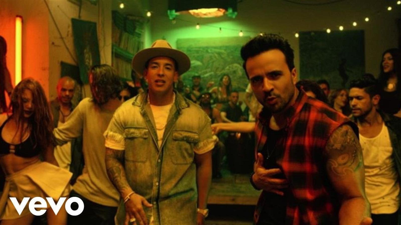 'Despacito', de Luis Fonsi i Daddy Yankee