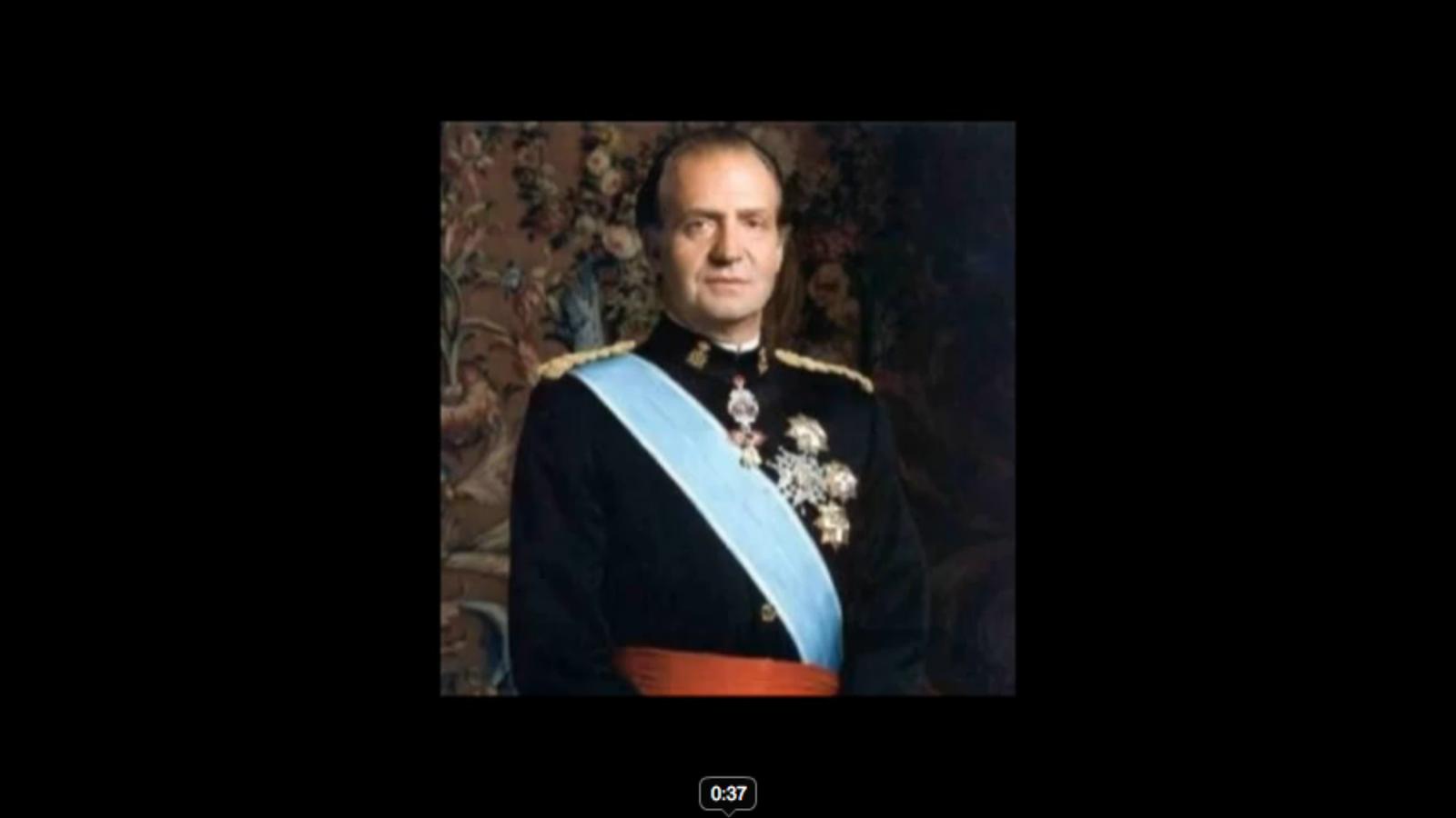 La conversa amb el rei no emesa per Catalunya Ràdio