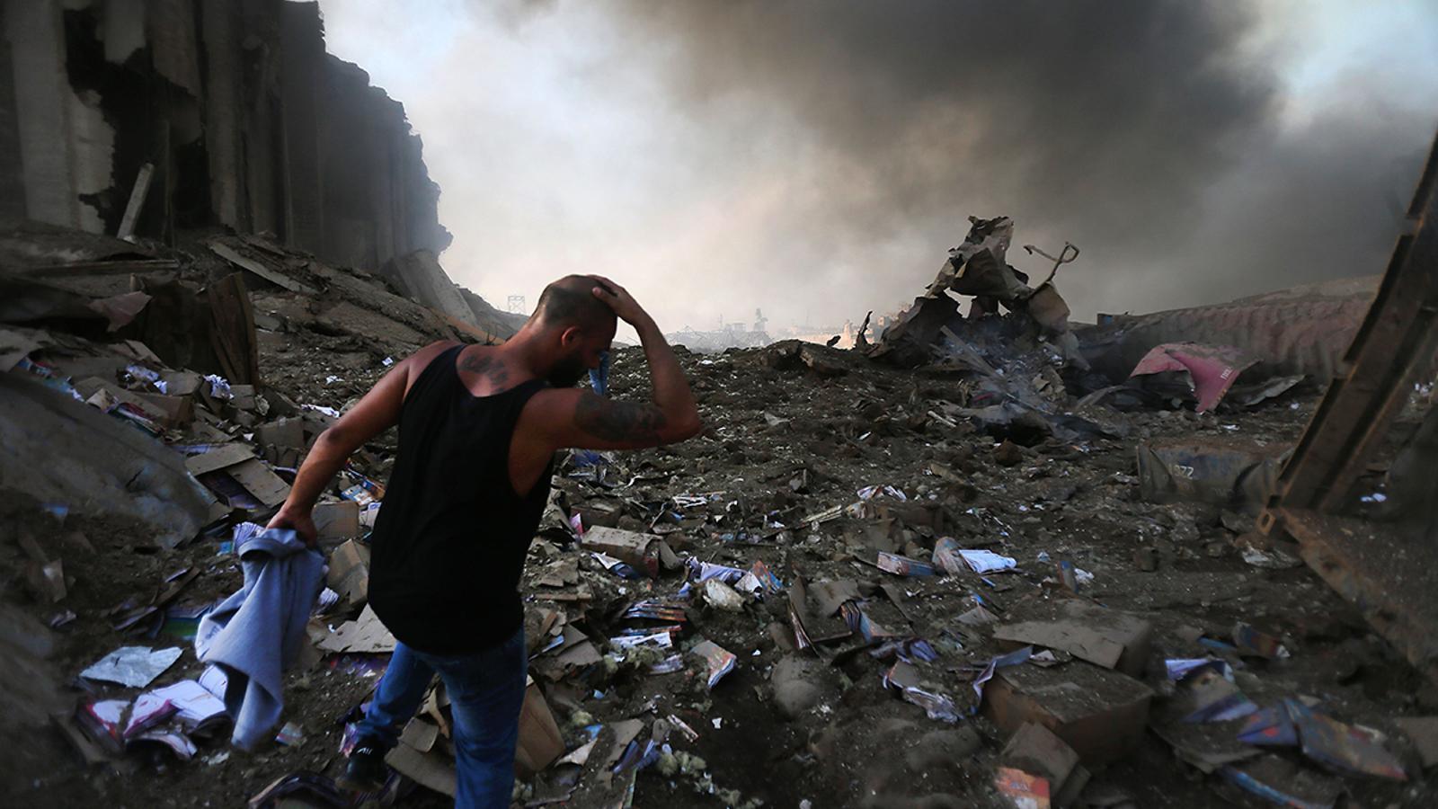 Què se sap de les explosions a Beirut?