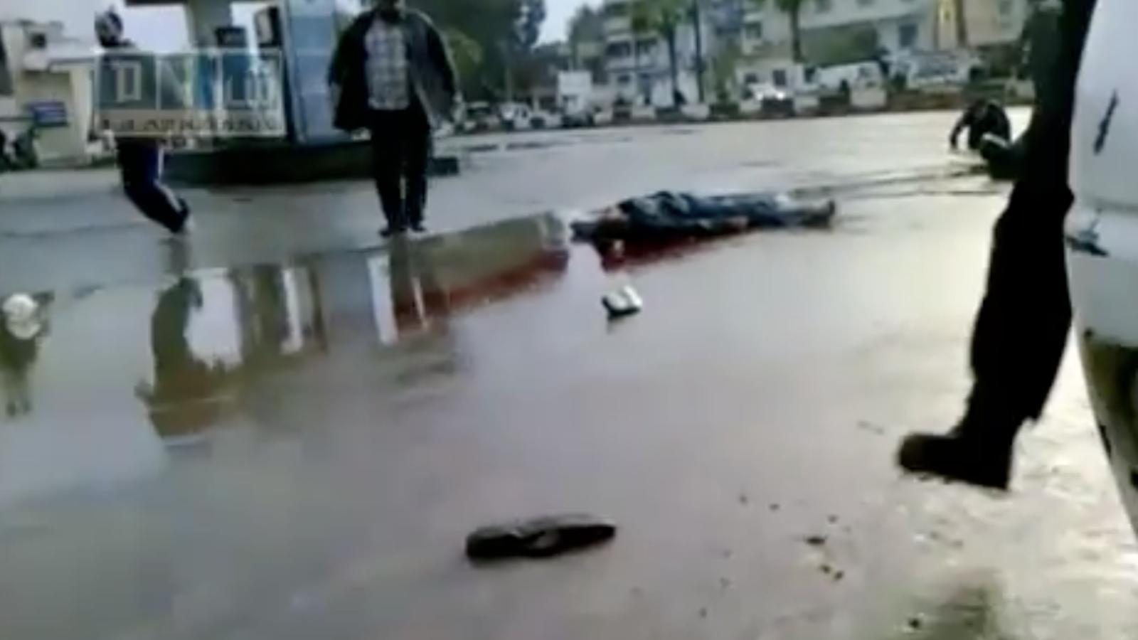 Les protestes a Síria han provocat diversos morts entre els manifestants