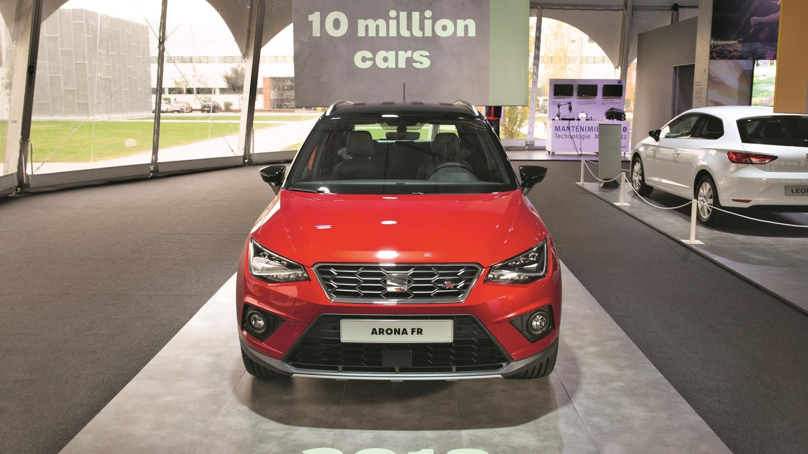 Seat supera els 10 milions de cotxes fabricats a Martorell