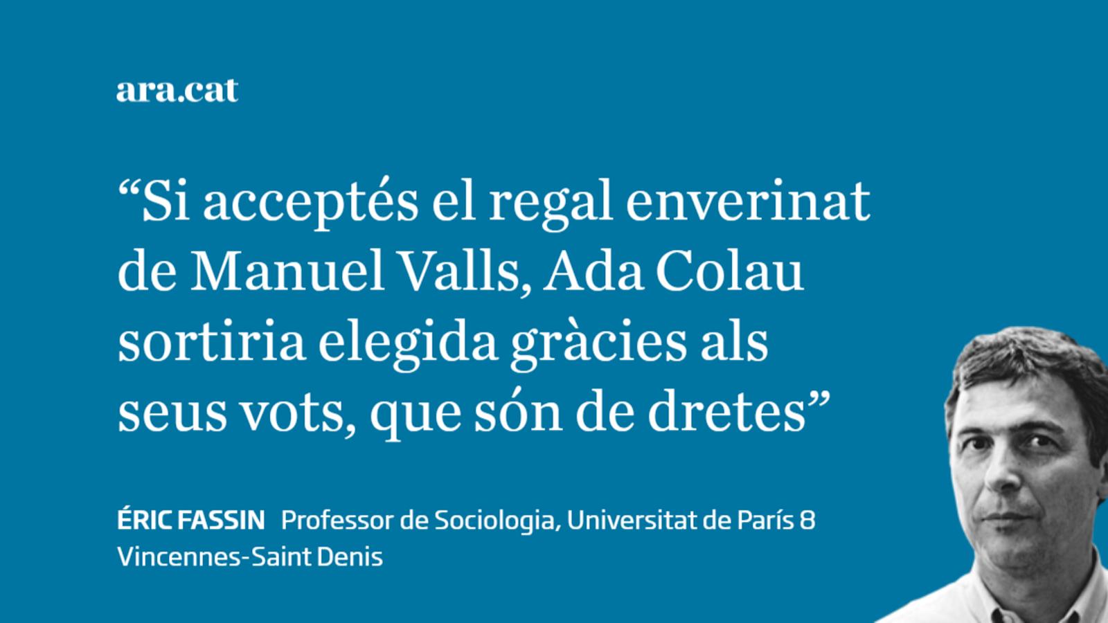 El parany de Manuel Valls