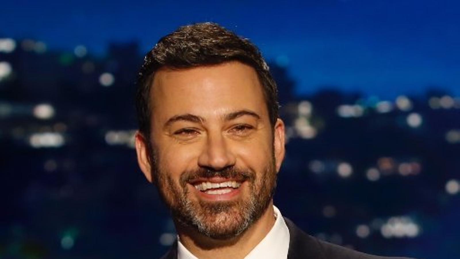 L'humorista Jimmy Kimmel