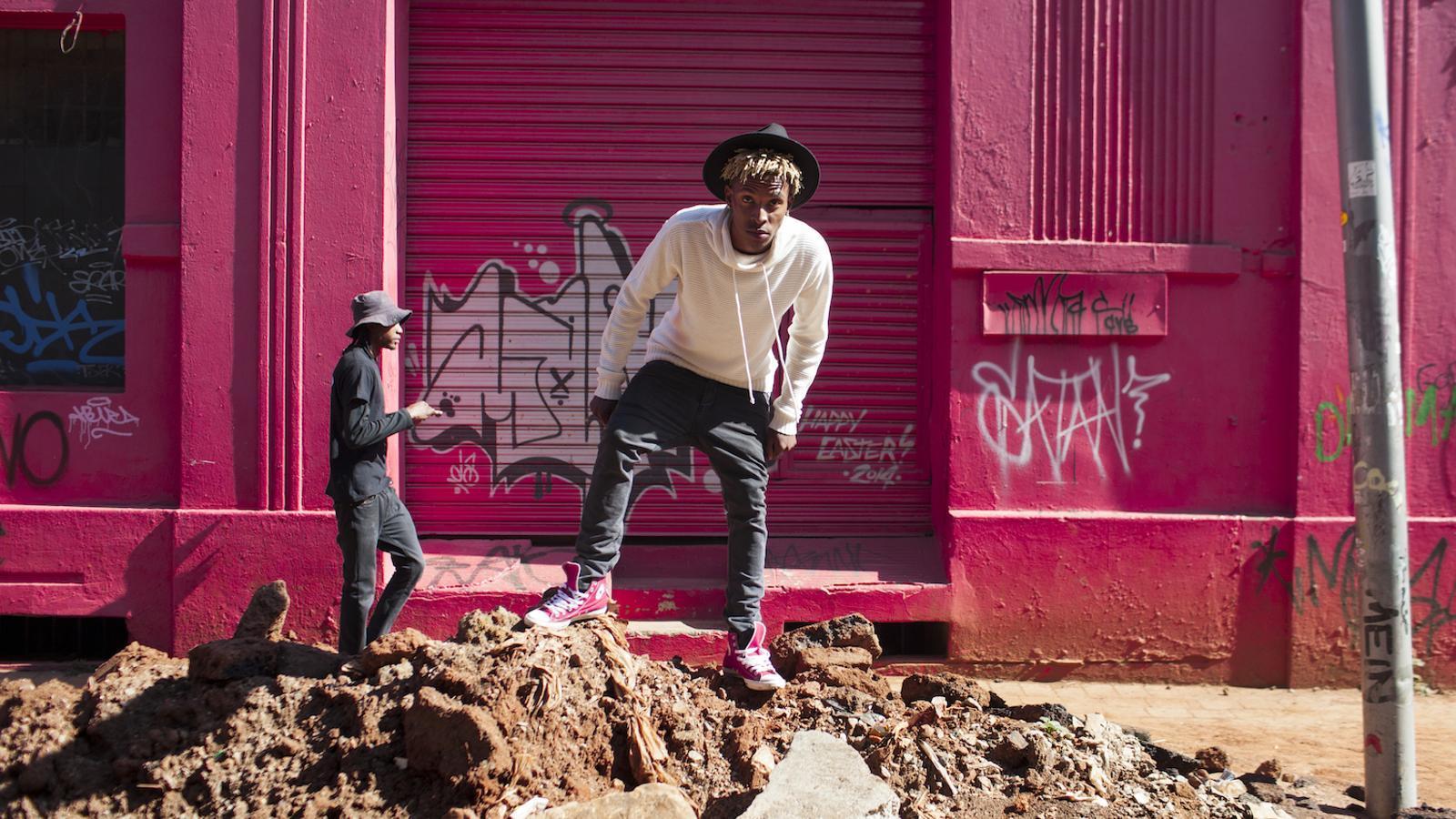 Els joves lliures de Sud-àfrica