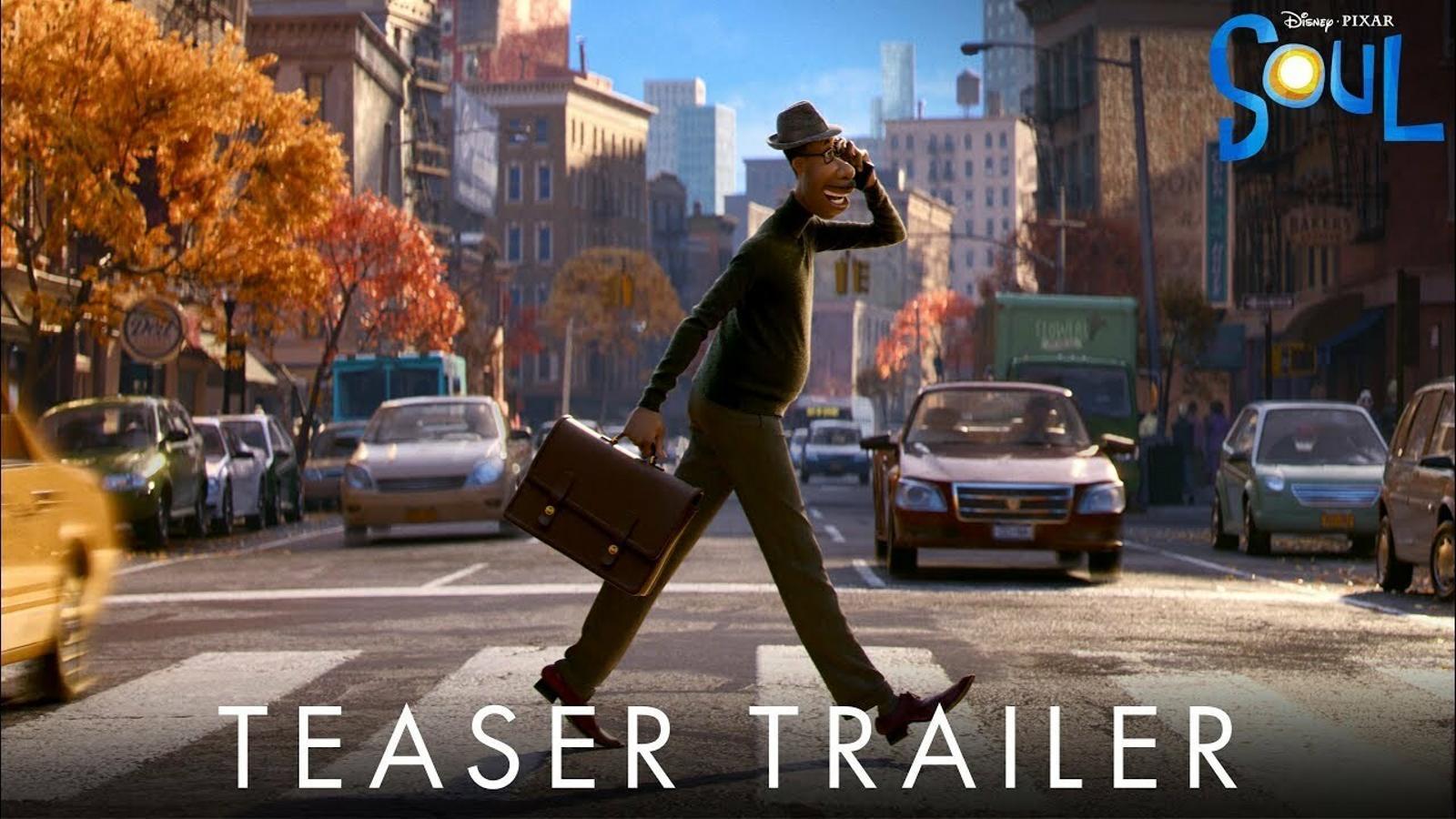 Tràiler de 'Soul', el nou film de Pixar