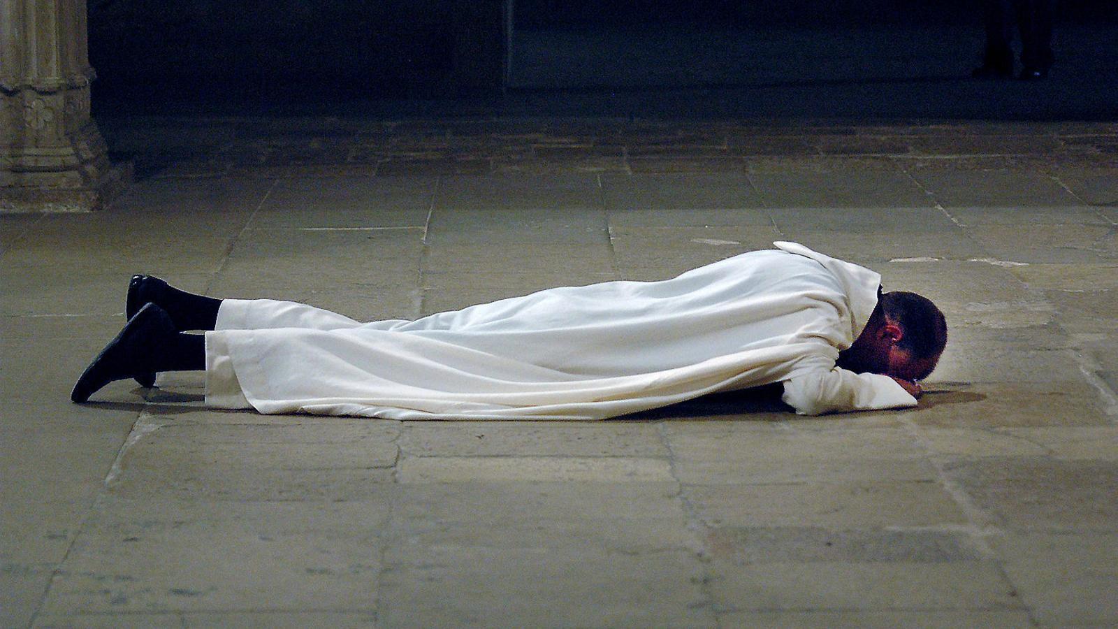 El camí  per ser monjo