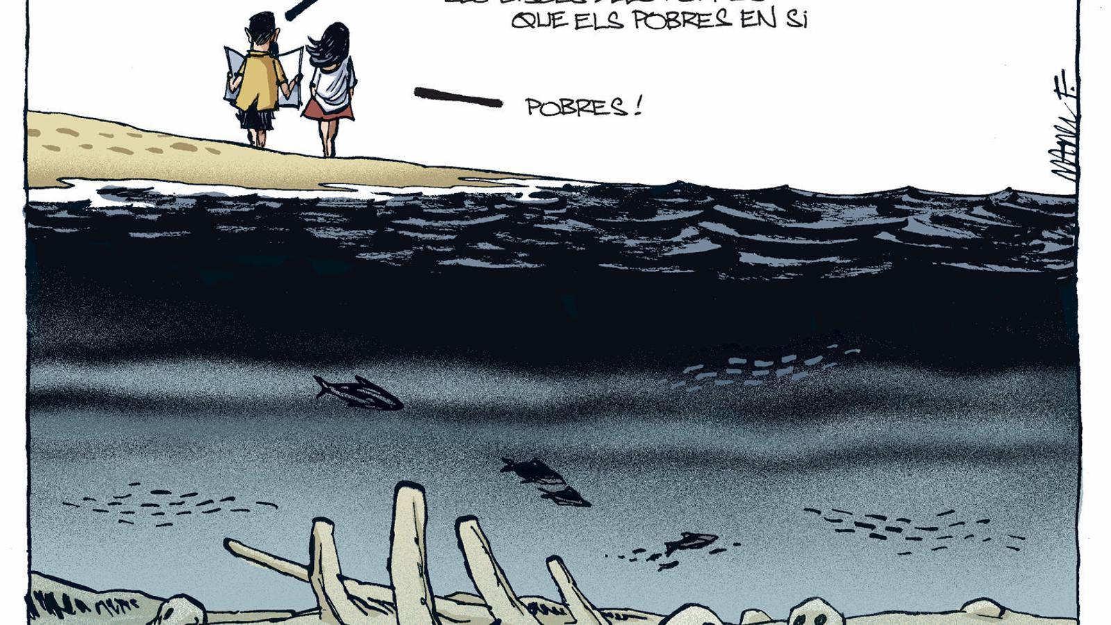 La vinyeta de Manel Fontdevila 09/08/2020