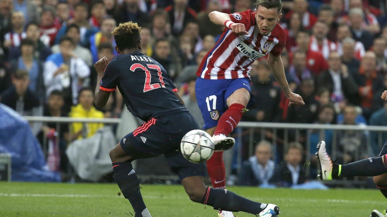 El Atlético y el Madrid toman ligera ventaja en semifinales.