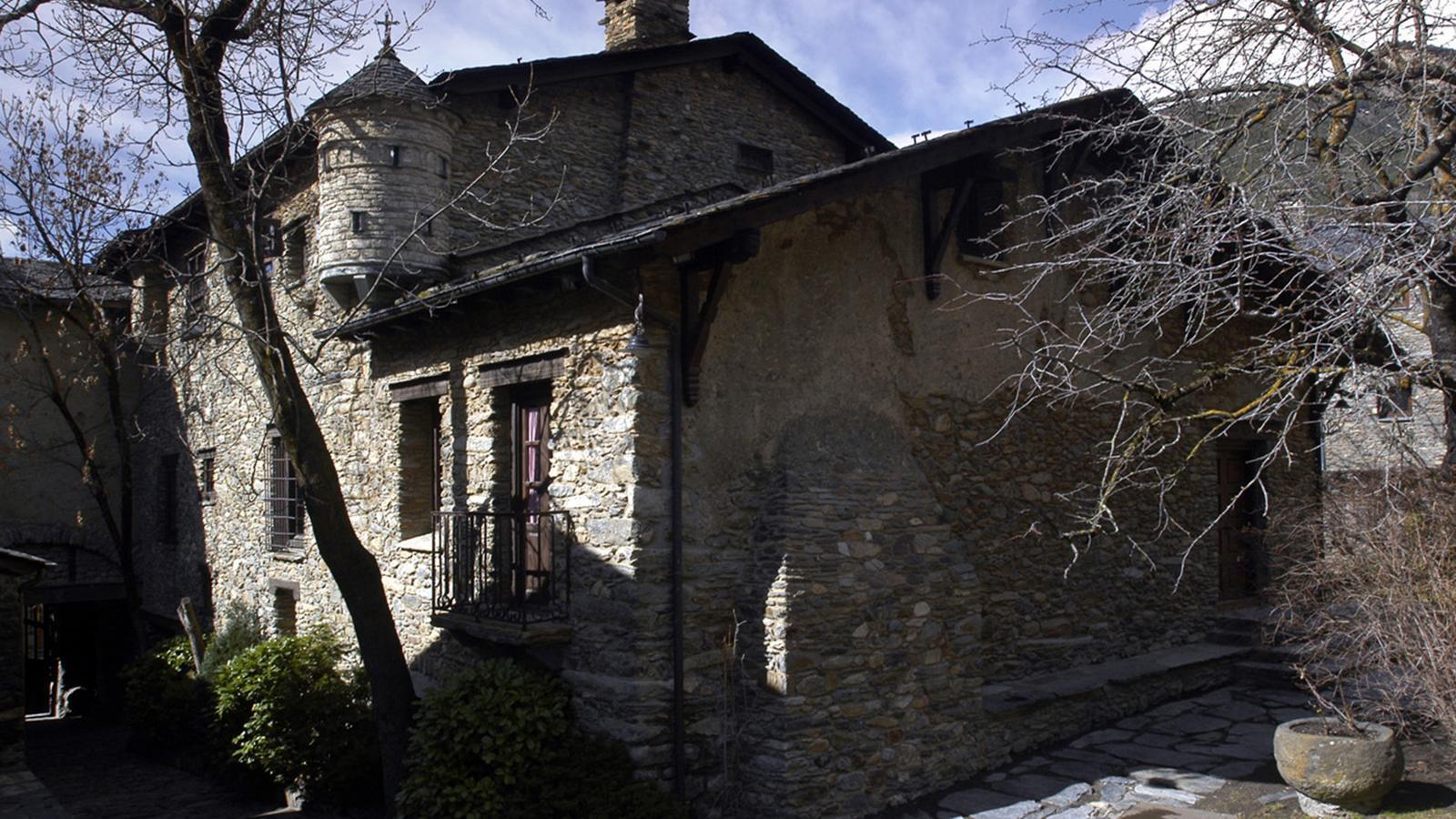 La primera de les propostes es farà a a la Casa d'Areny-Plandolit dissabte 10 de febrer. / ARXIU ANA