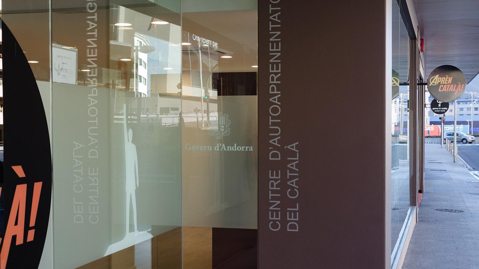 El Centre de català d'Escaldes-Engordany romandrà obert per Setmana Santa. / ARXIU ANA