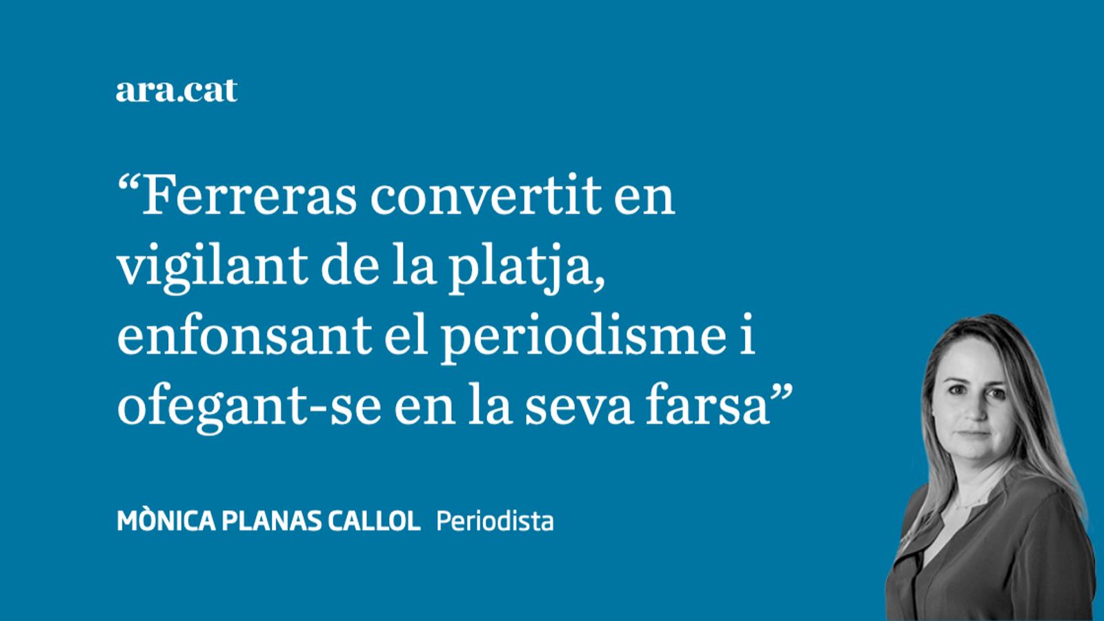 L'article d'opinió de Mònica Planas