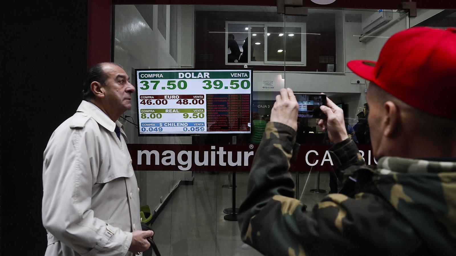 El tango que no sap ballar l'economia de l'Argentina