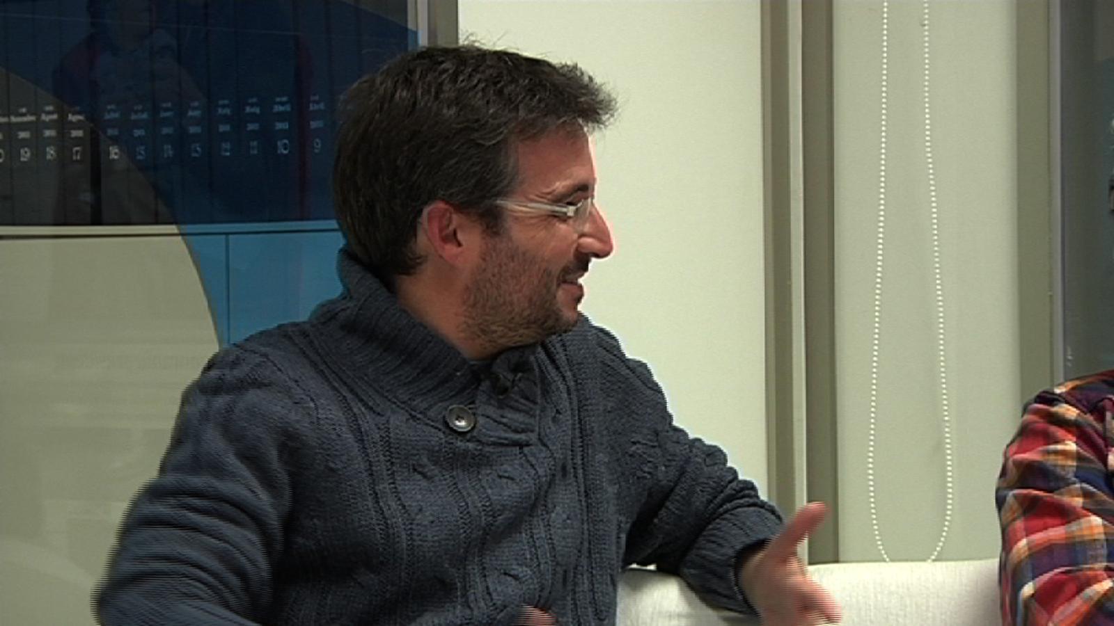 Albert Om: No diré qui s'ha negat a sortir a 'El convidat'. Tothom té dret a dir que no