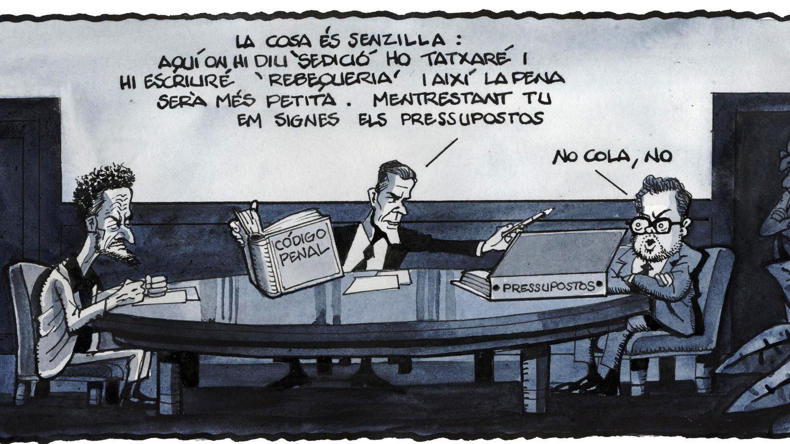 'A la contra', per Ferreres 27/09/2020