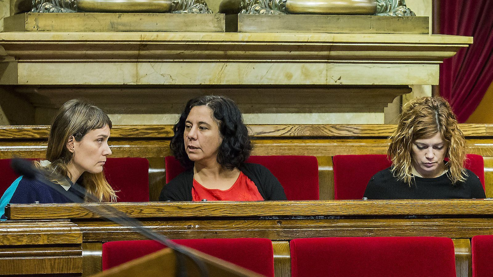 Elisenda Alamany abandona el grup parlamentari dels comuns