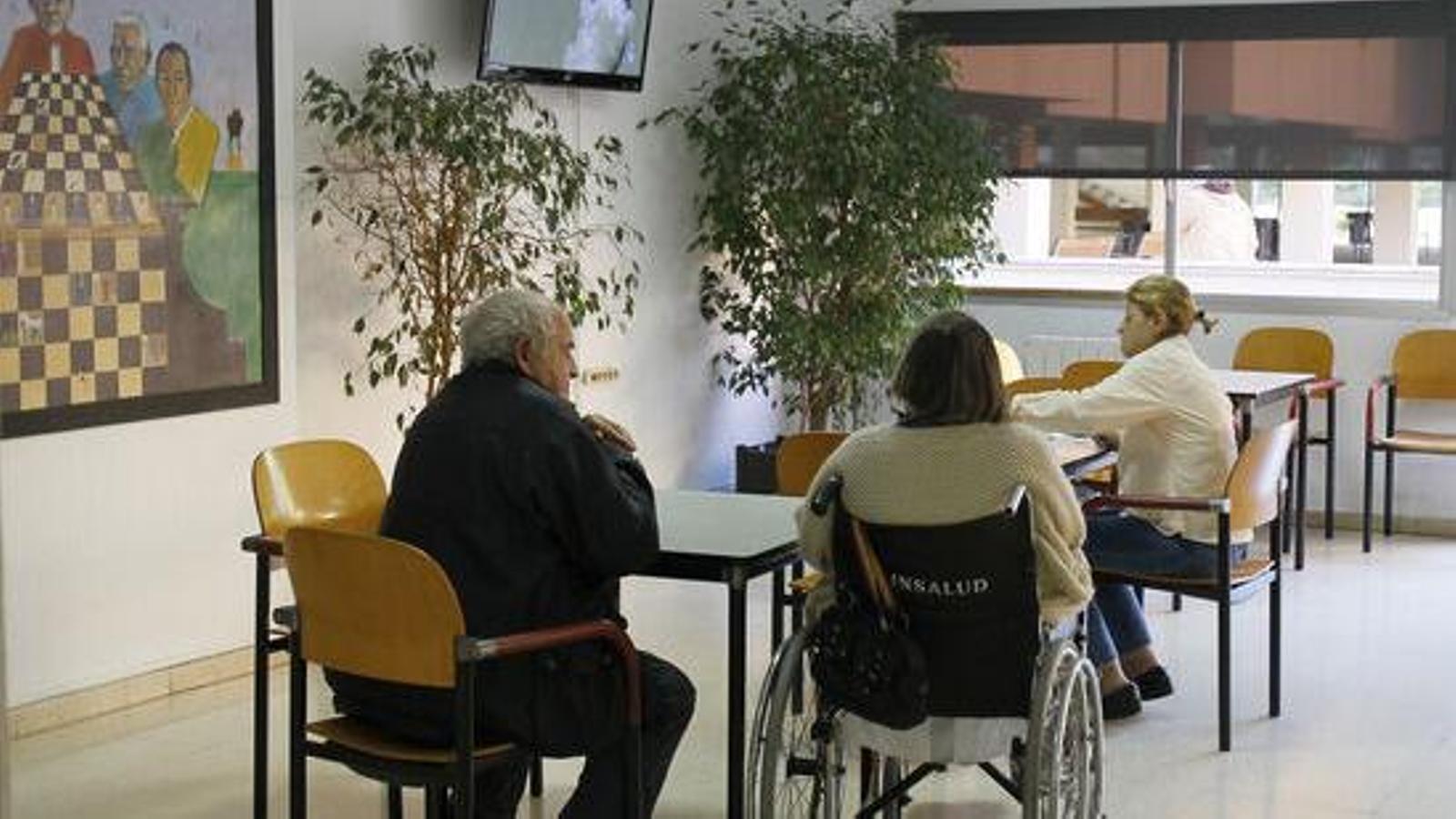El Govern ja ha intervingut 14 residències per a gent gran des de l'inici de la pandèmia.