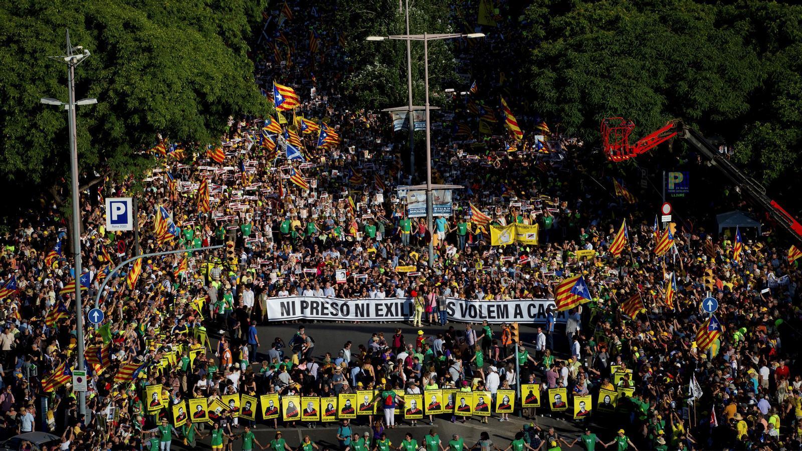 L'anàlisi d'Antoni Bassas: 'Puigdemont, Borrell, Arrimadas i l'hegemonia de l'independentisme'